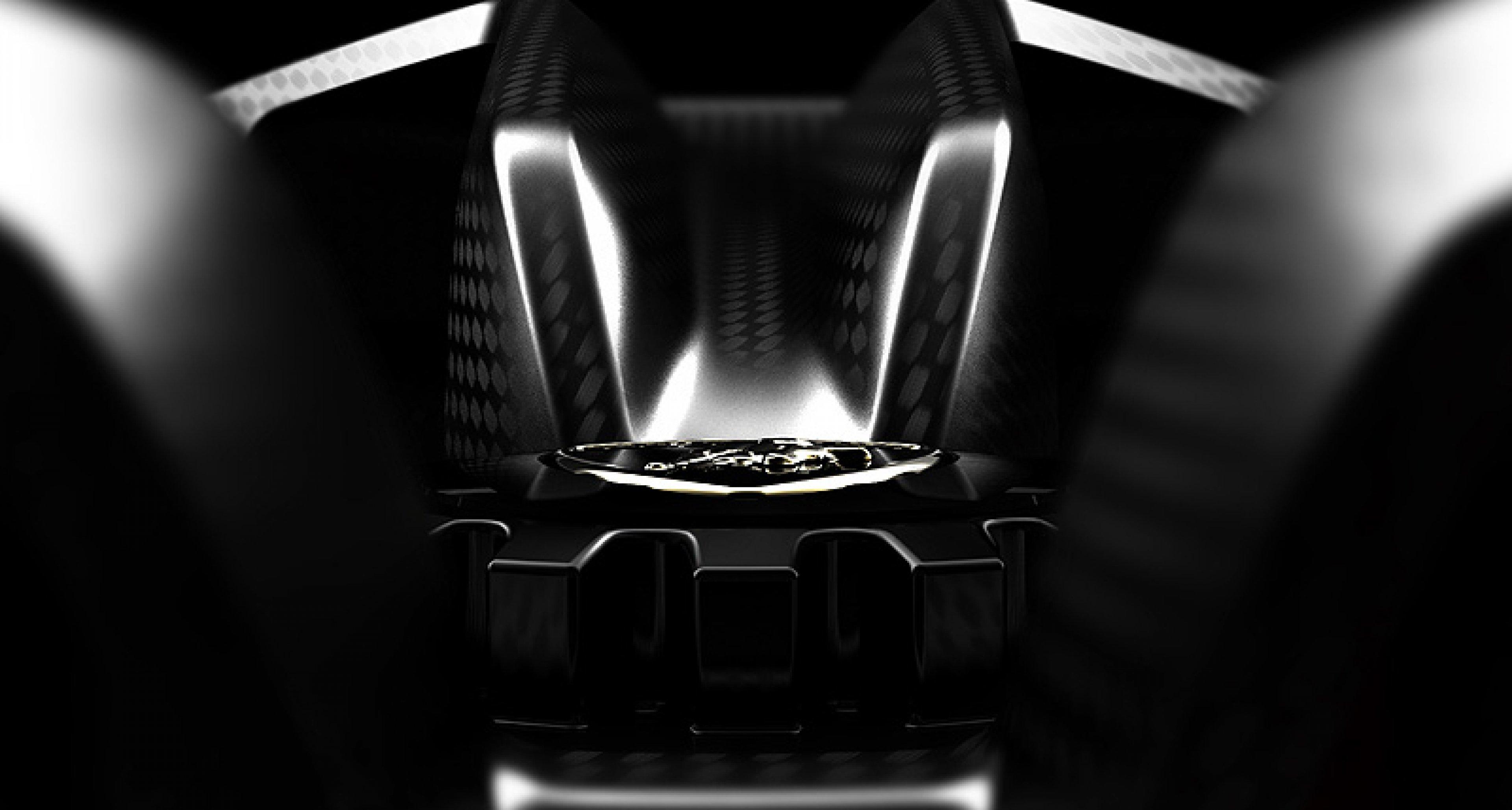 Lamborghini Sneak Preview: Teaser Nº6