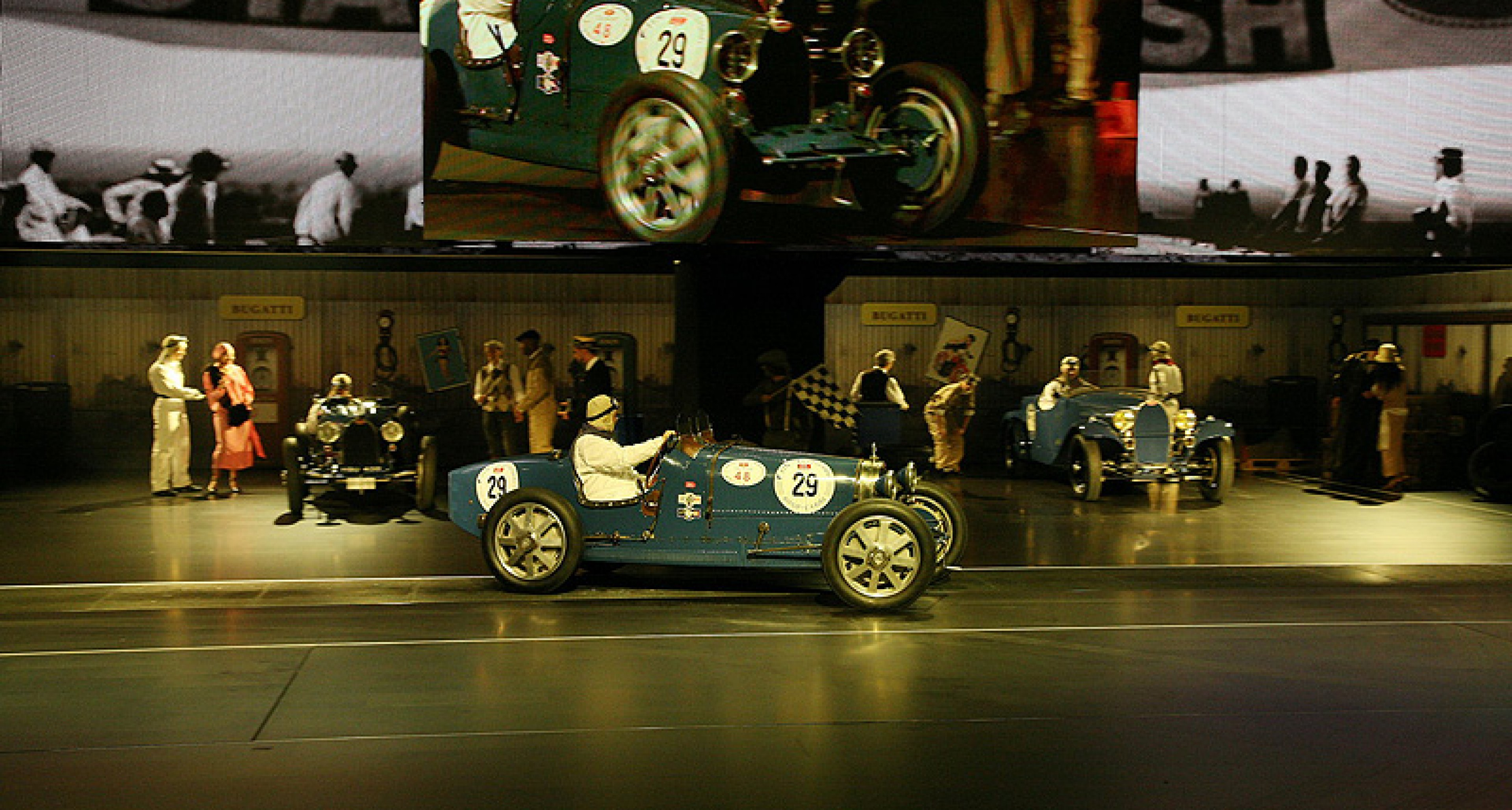 Paris 2010: VW Group Night