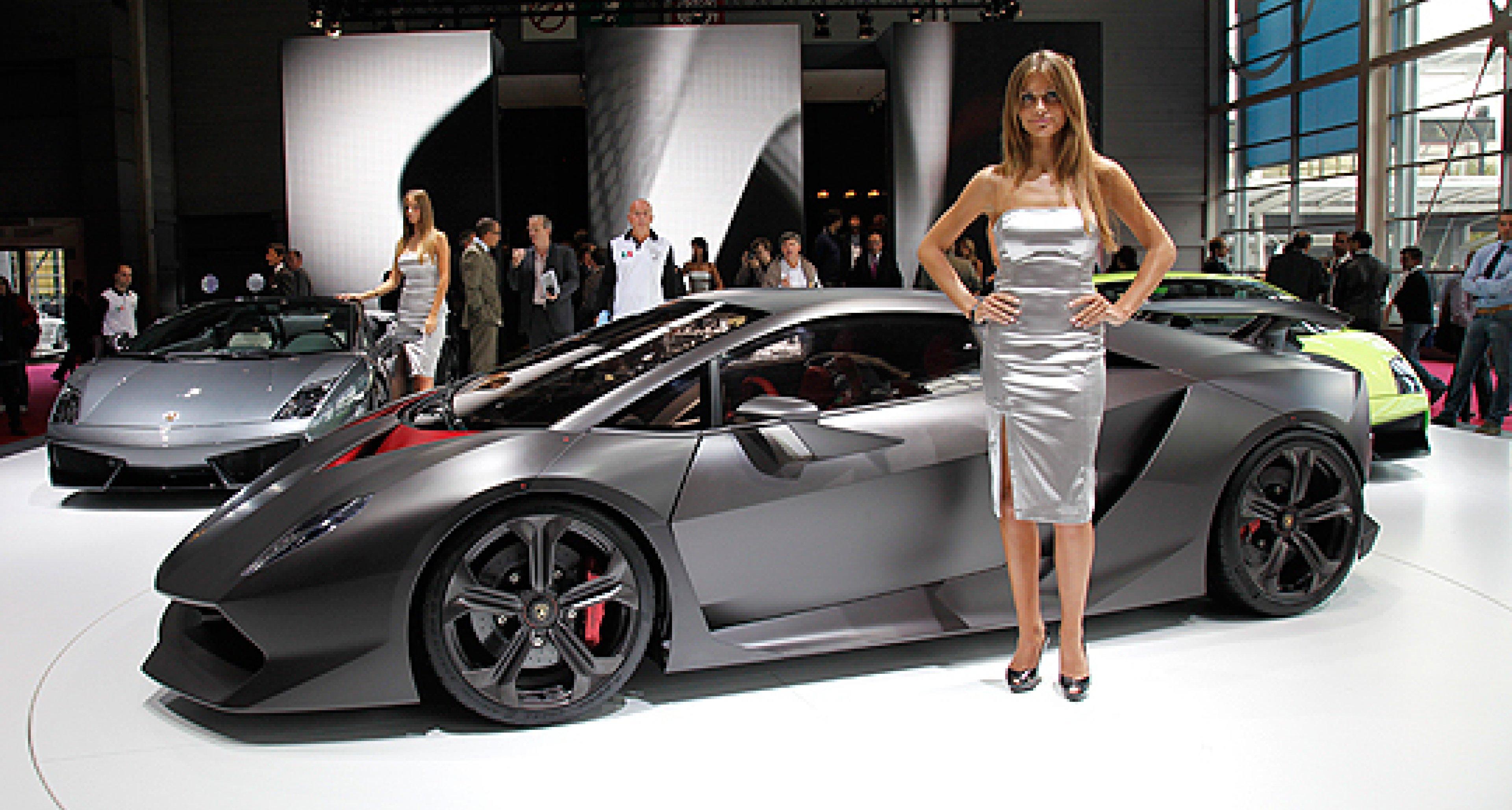 Paris Motor Show 2010: Photo Gallery