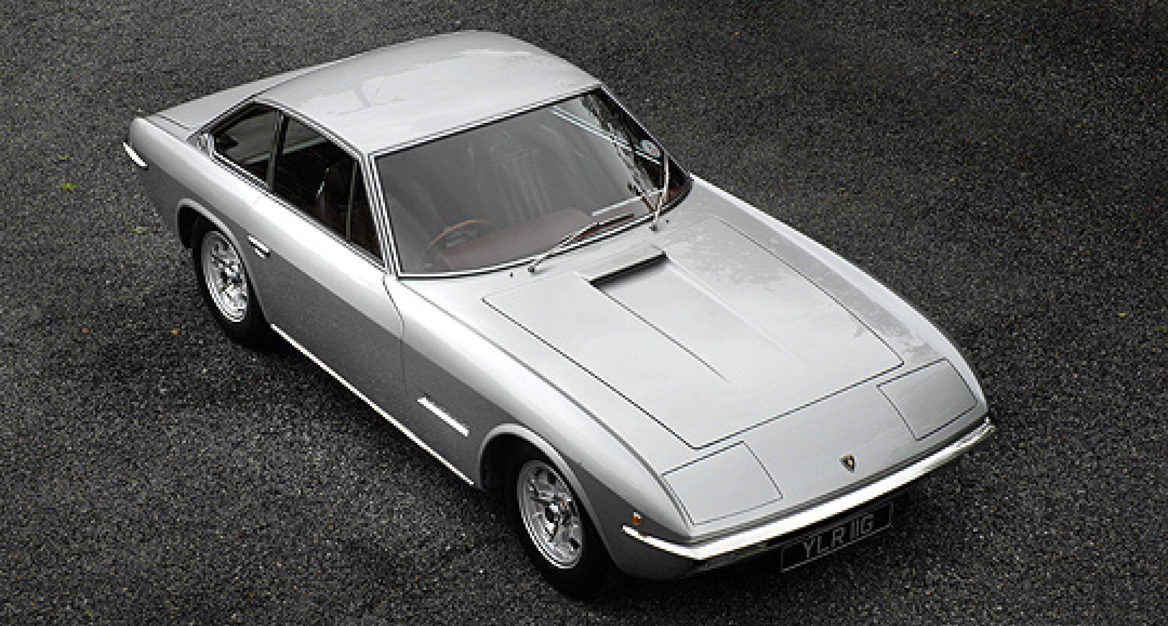 RM versteigert Roger Moores Lamborghini Islero in London