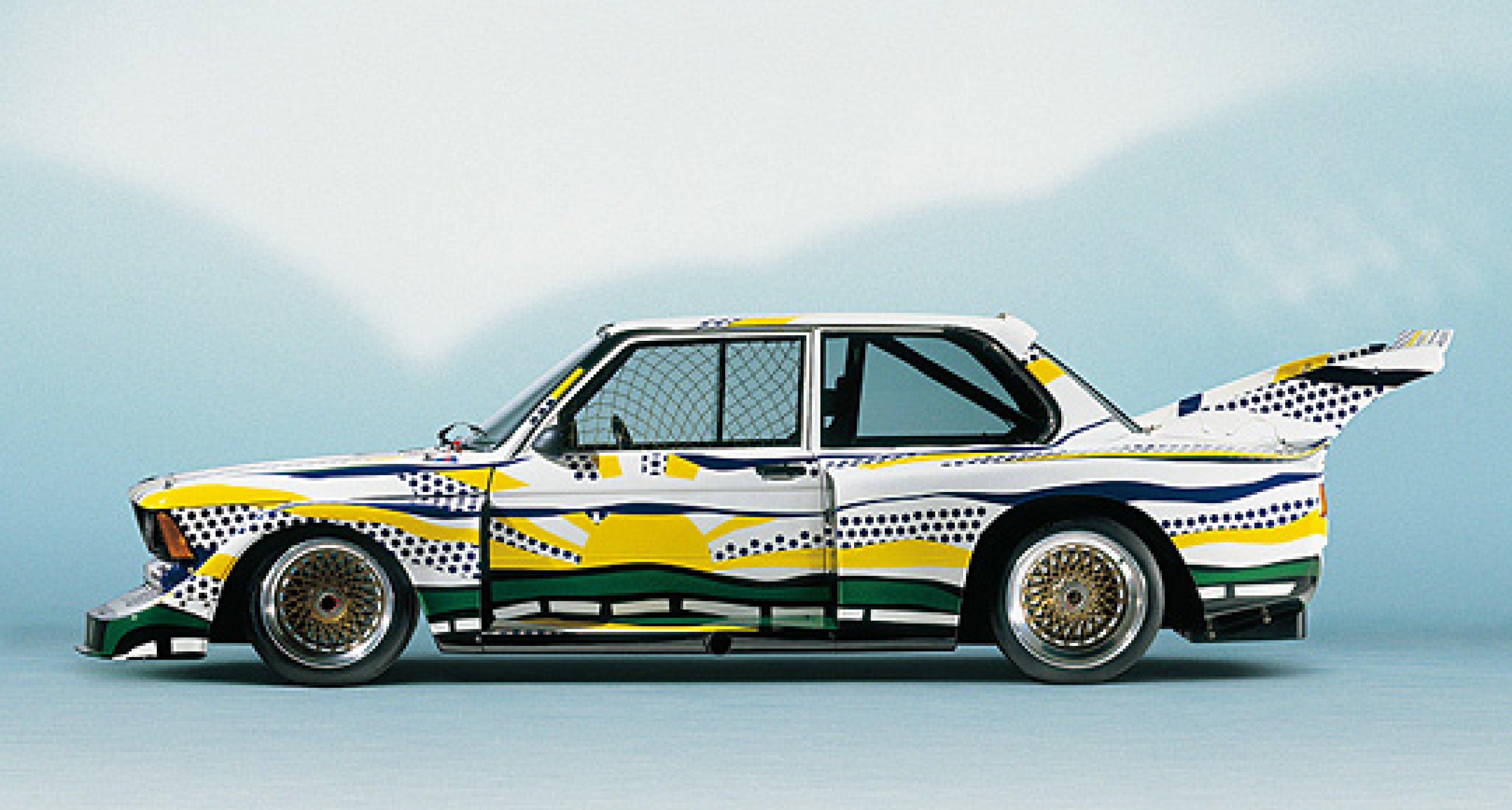 BMW Art Cars: Gesamtschau im BMW Museum