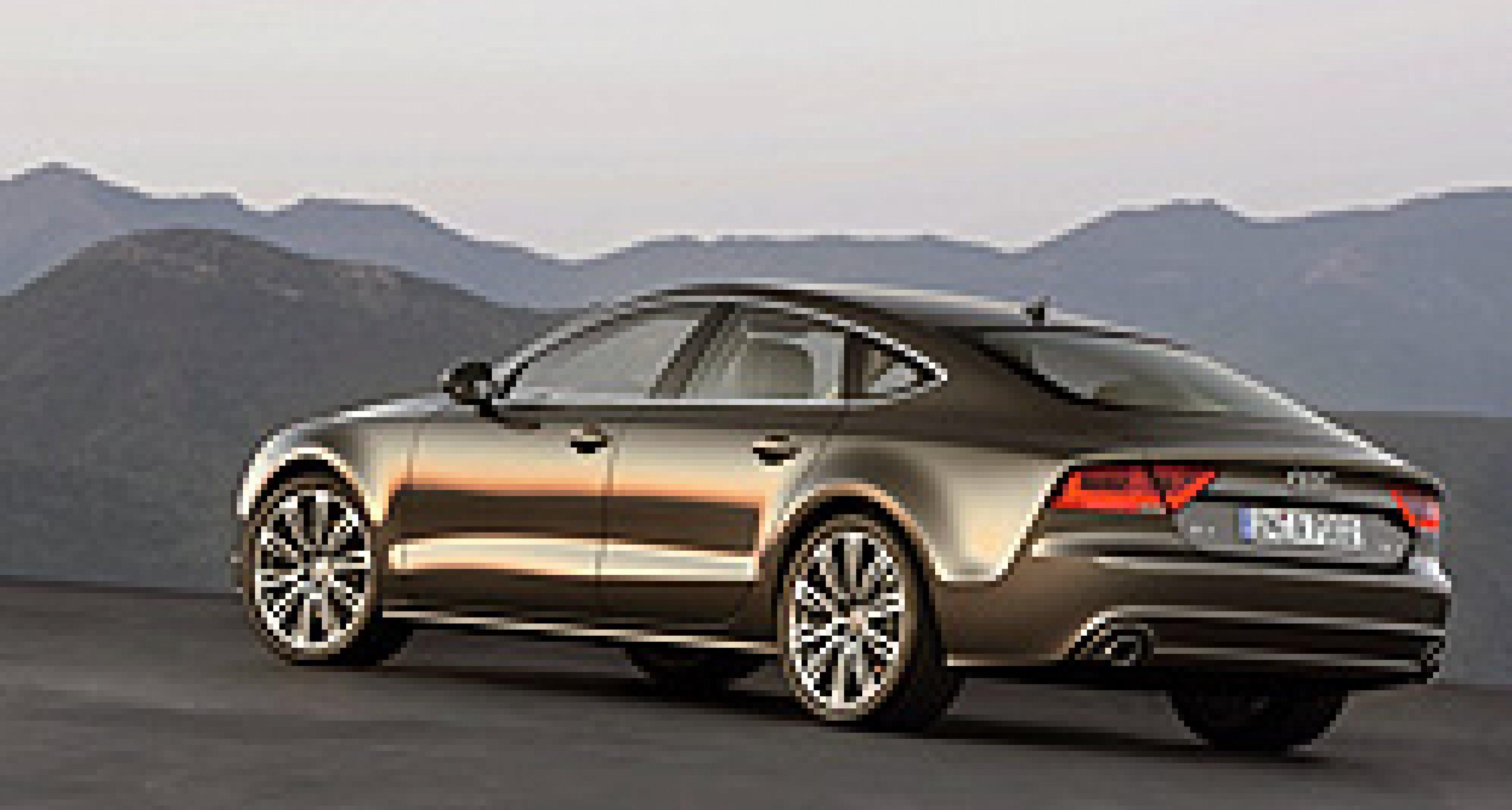 Audi A7-Zukunft: Neue Sportversionen für 2011?