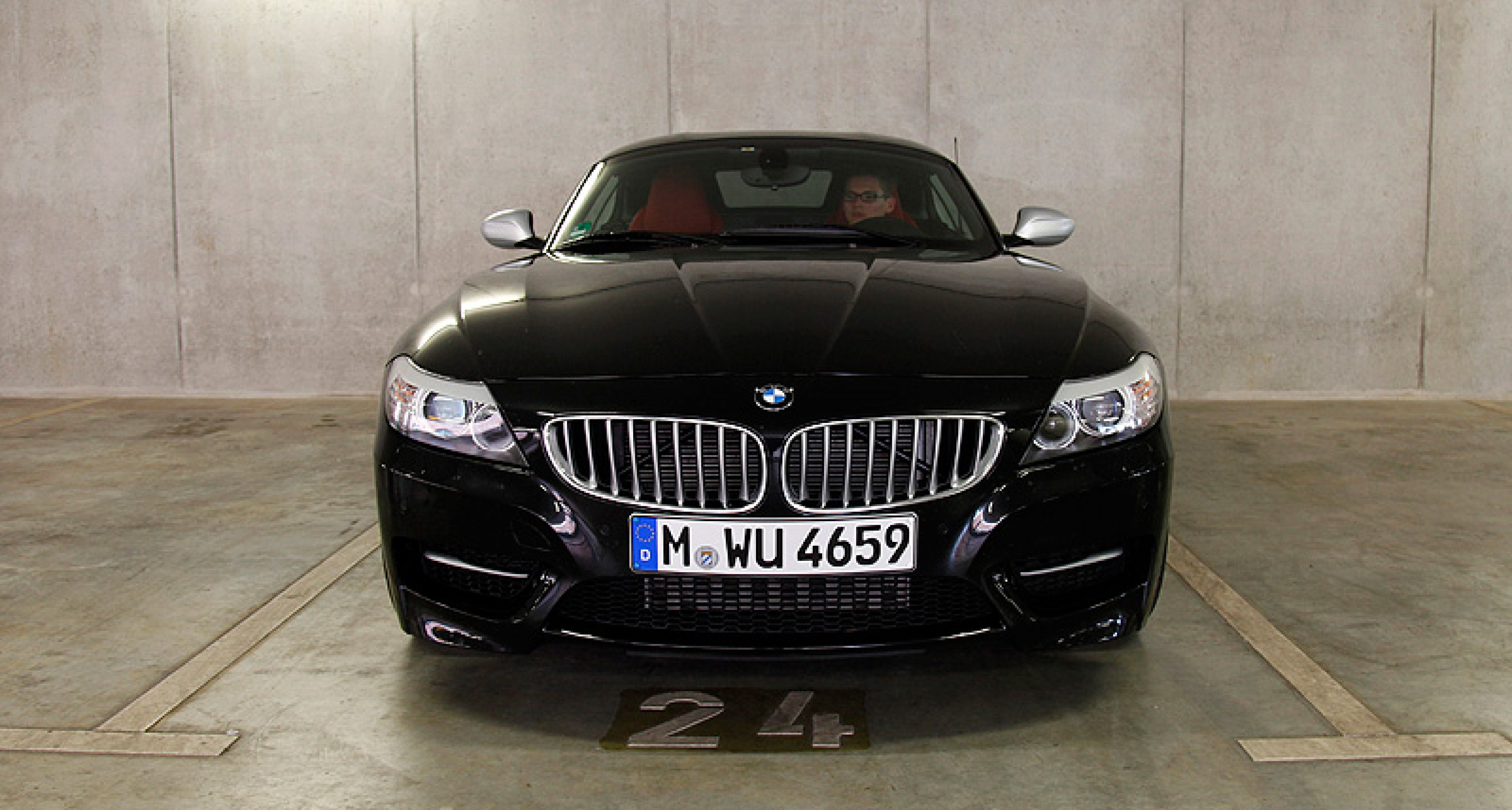BMW Z4 sDrive35is: S statt M