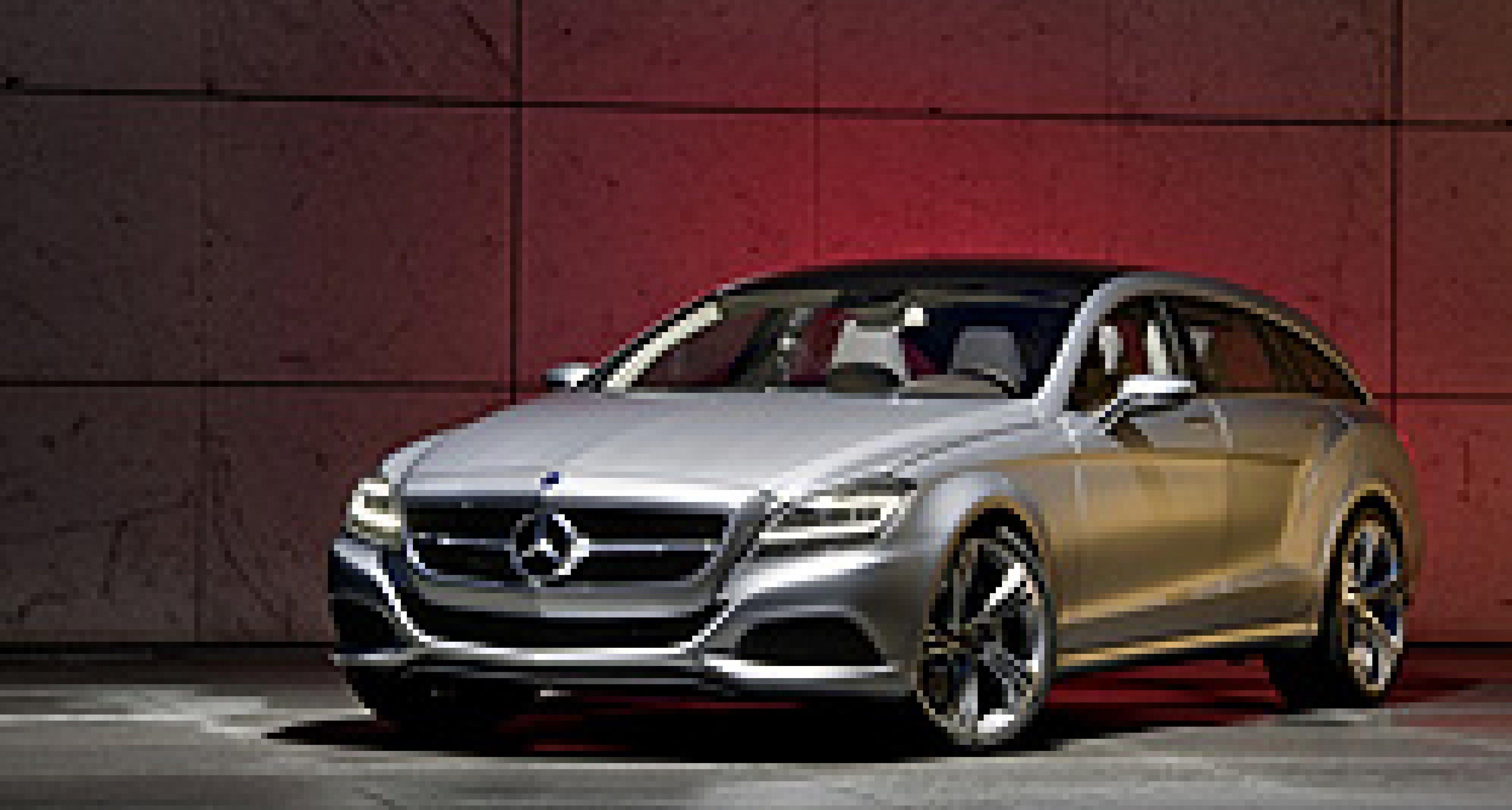 Mercedes-Benz CLS Shooting Brake Arrives 2012