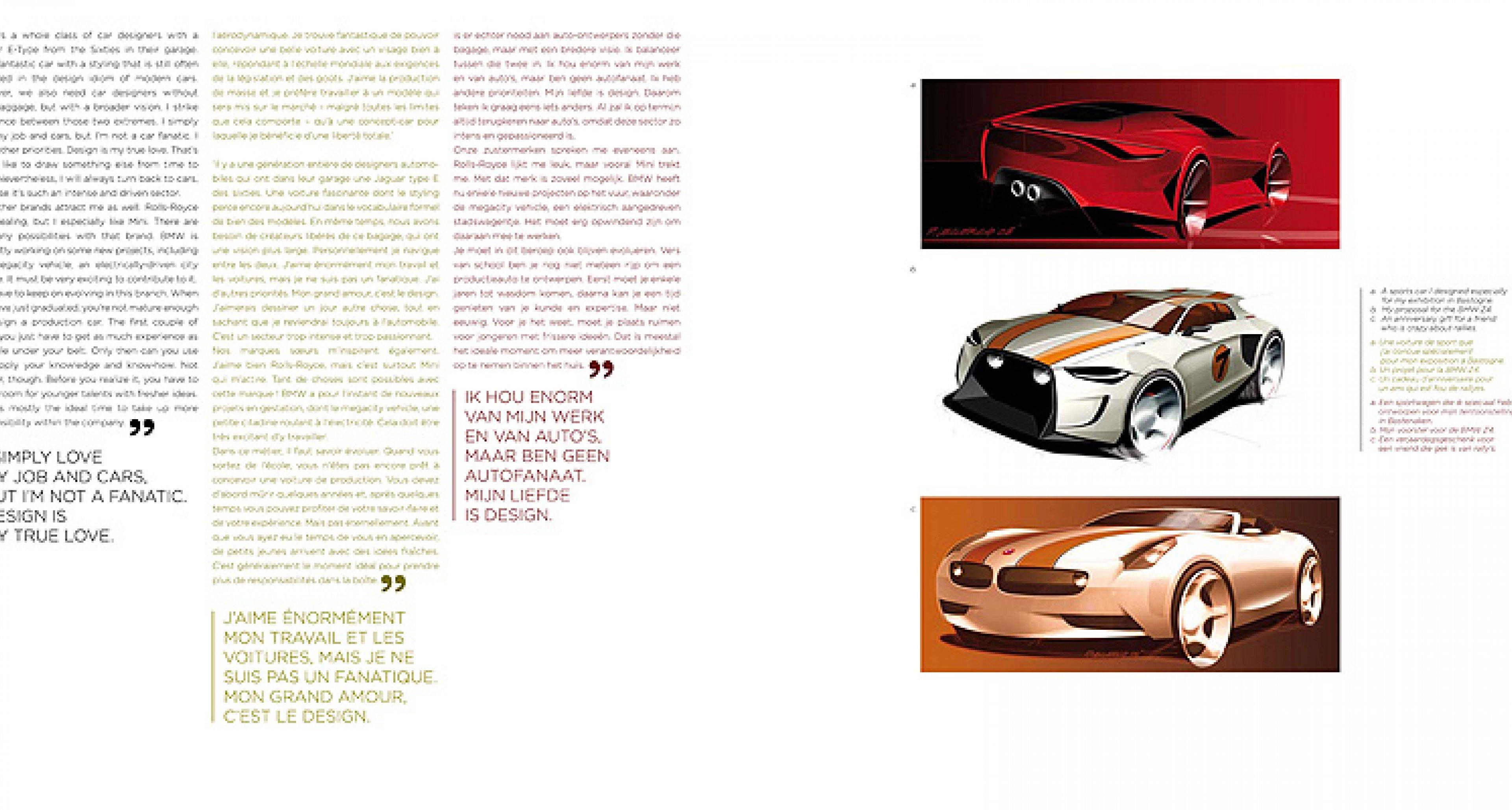Buch-Tipp: Belgian Car Designers