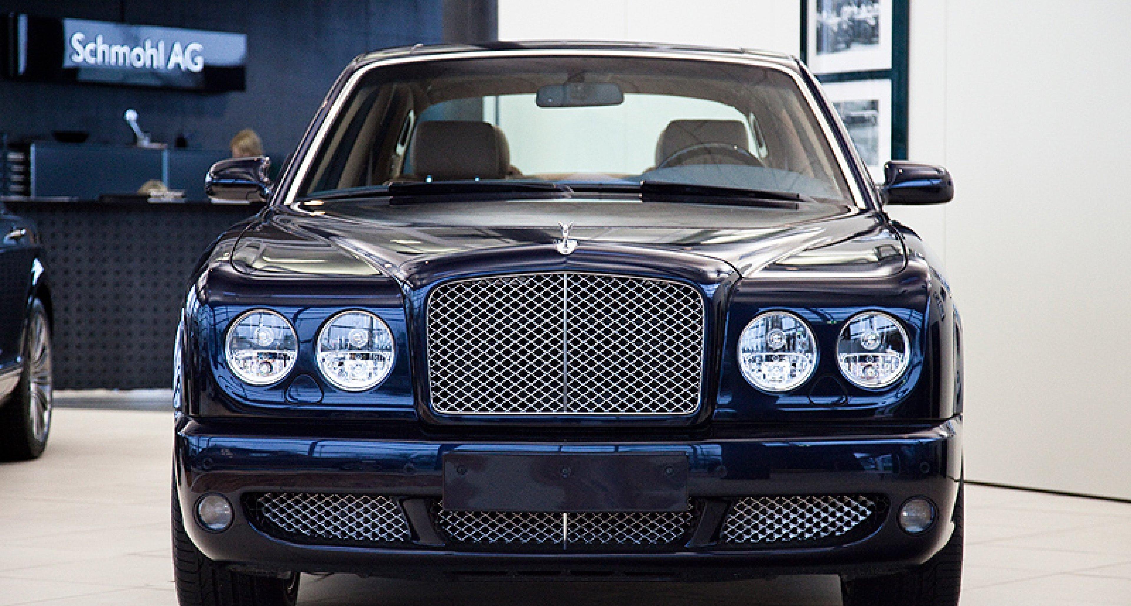 Editor's Choice: Bentley Arnage T Final Series