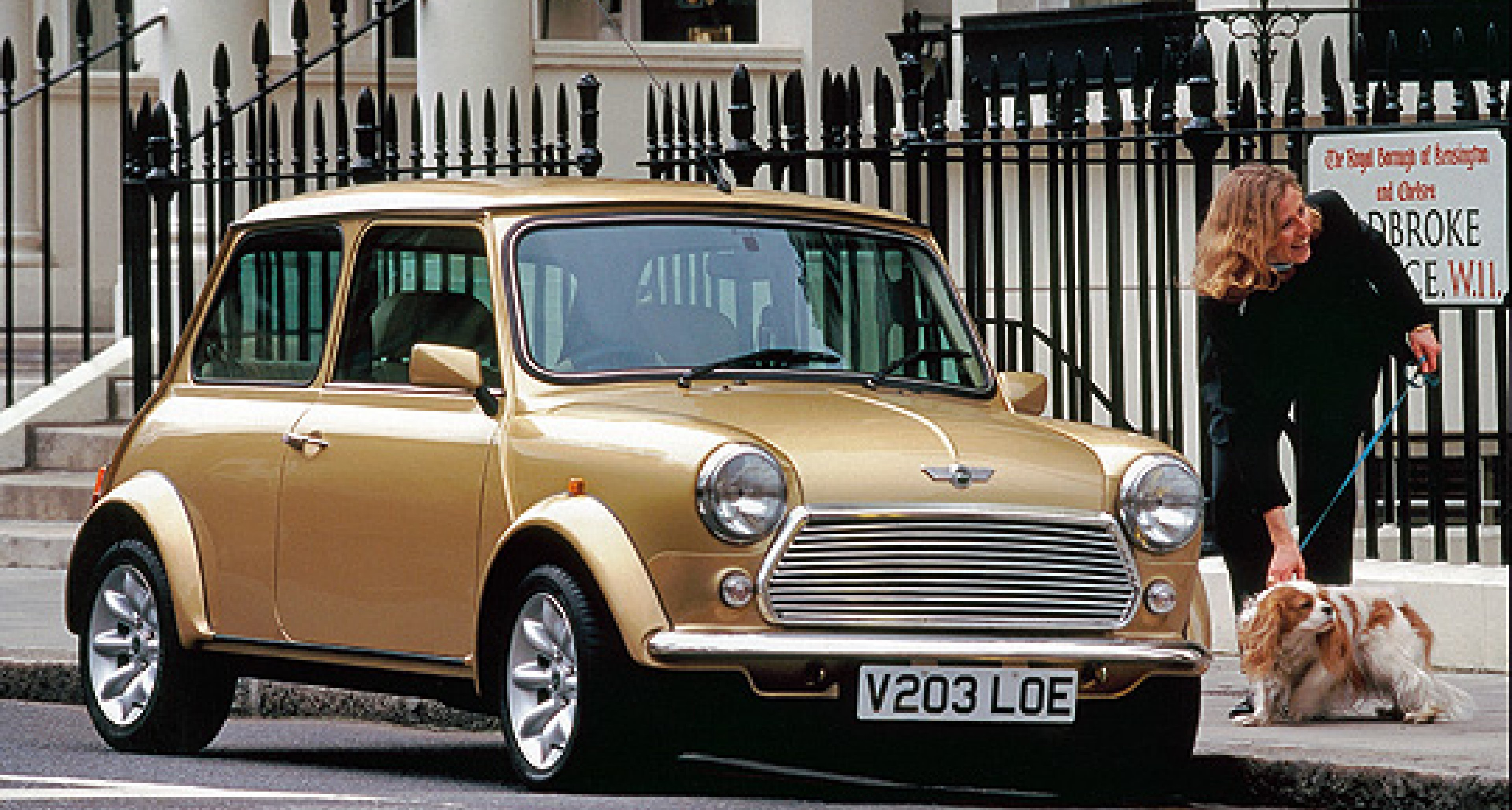 Investment-Tipp: Rover Mini (1994-2000)