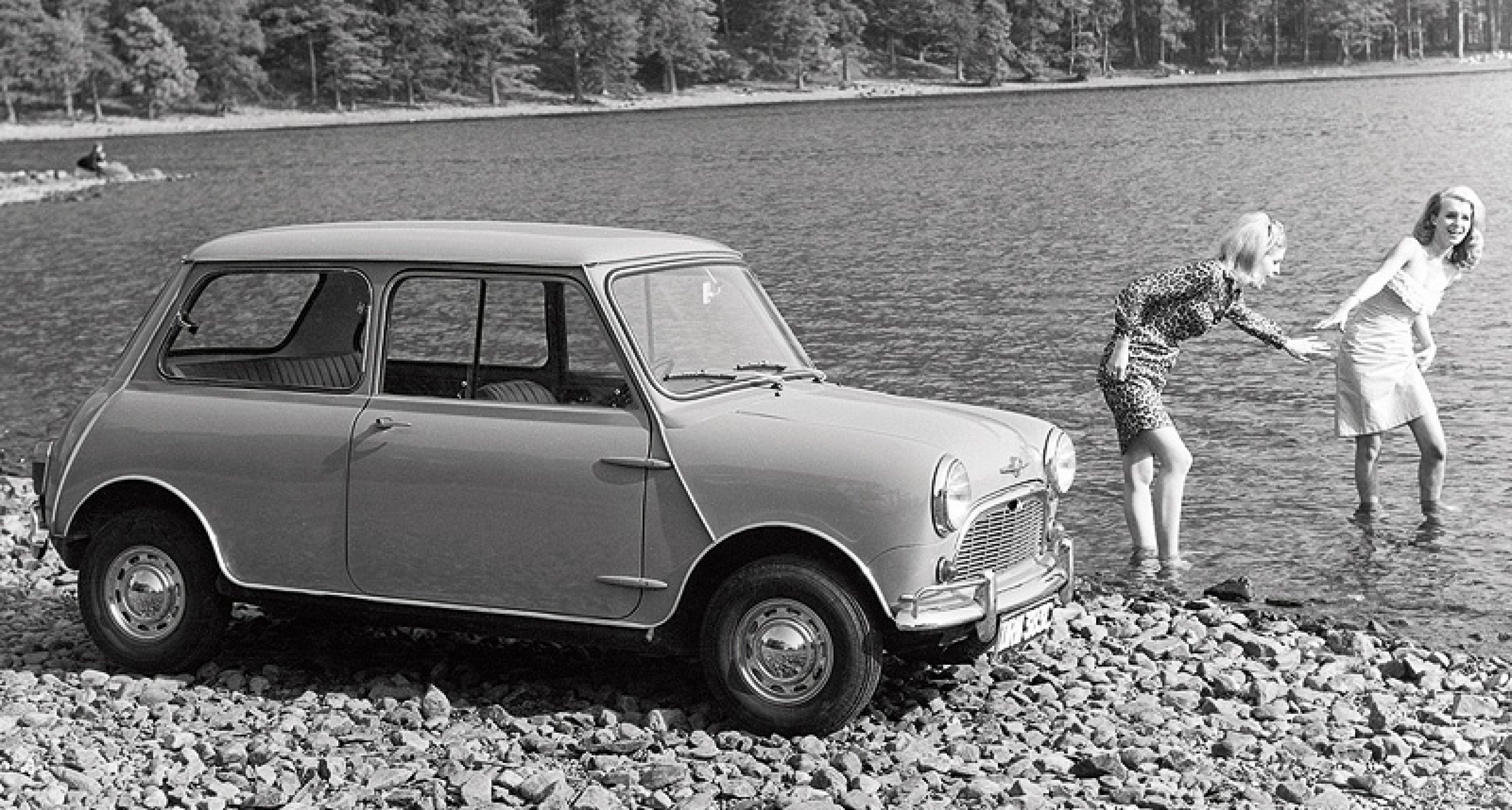 Investment-Tipp: Rover Mini (1994-2000)
