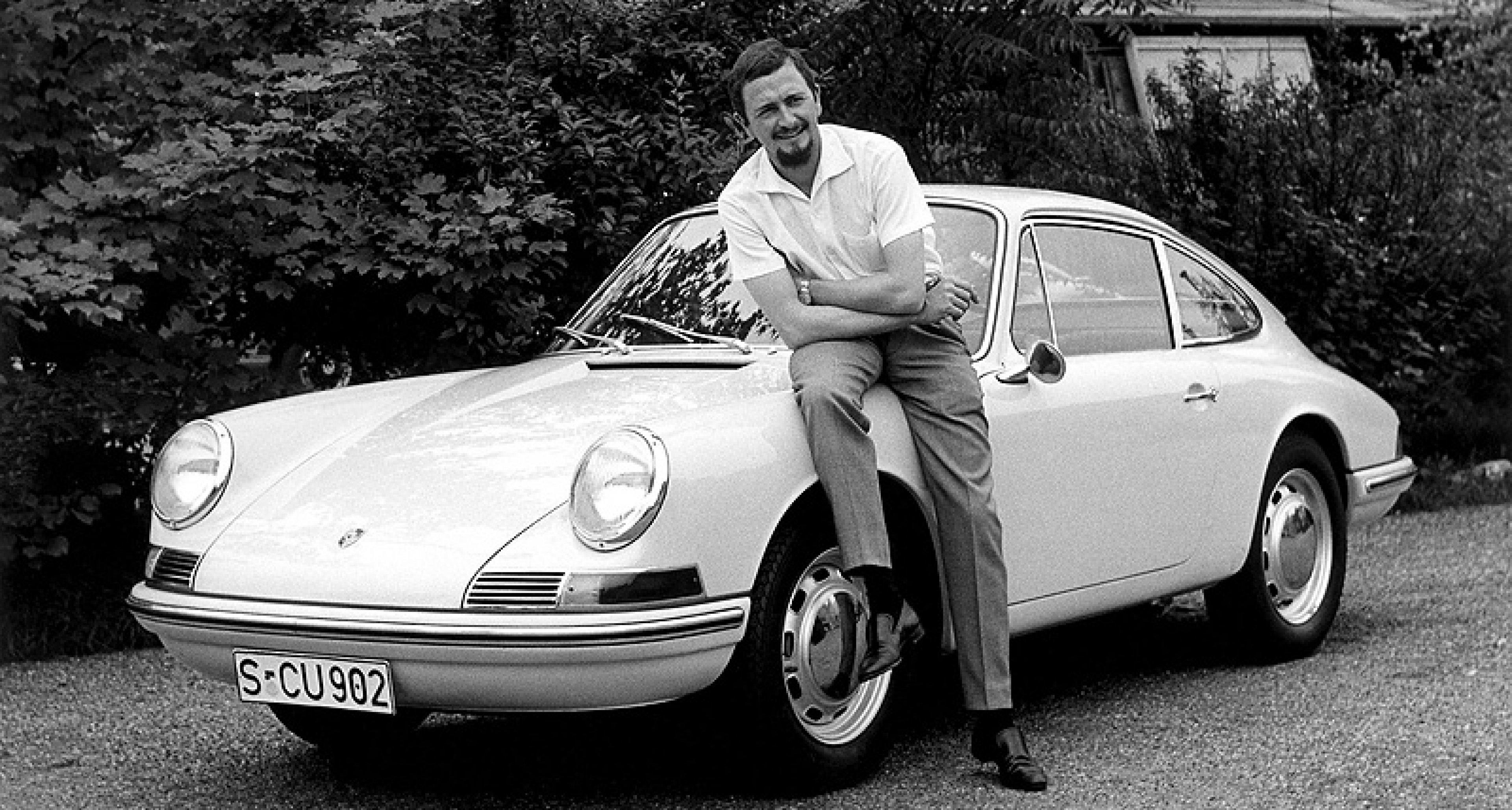 F.A. Porsche Celebrates a Personal Milestone