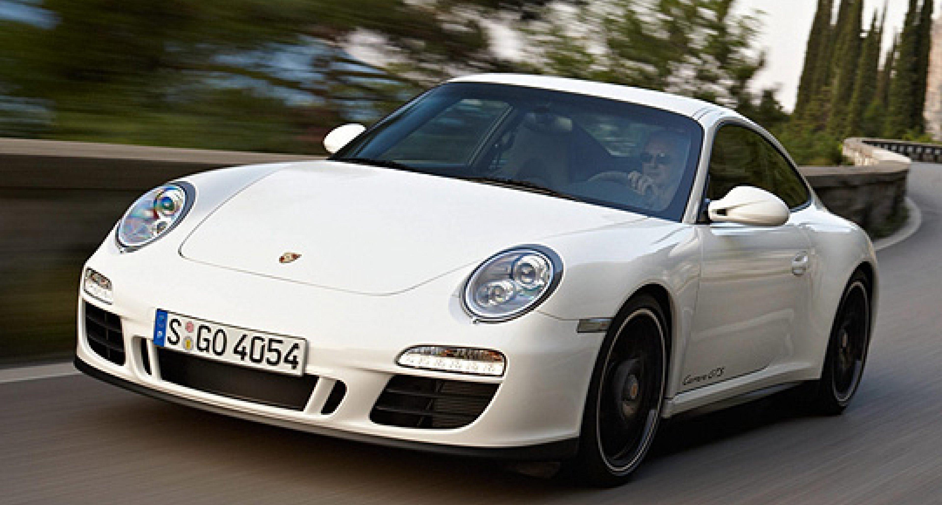 Restwert-Prognose: Porsche 911 auf Platz 1