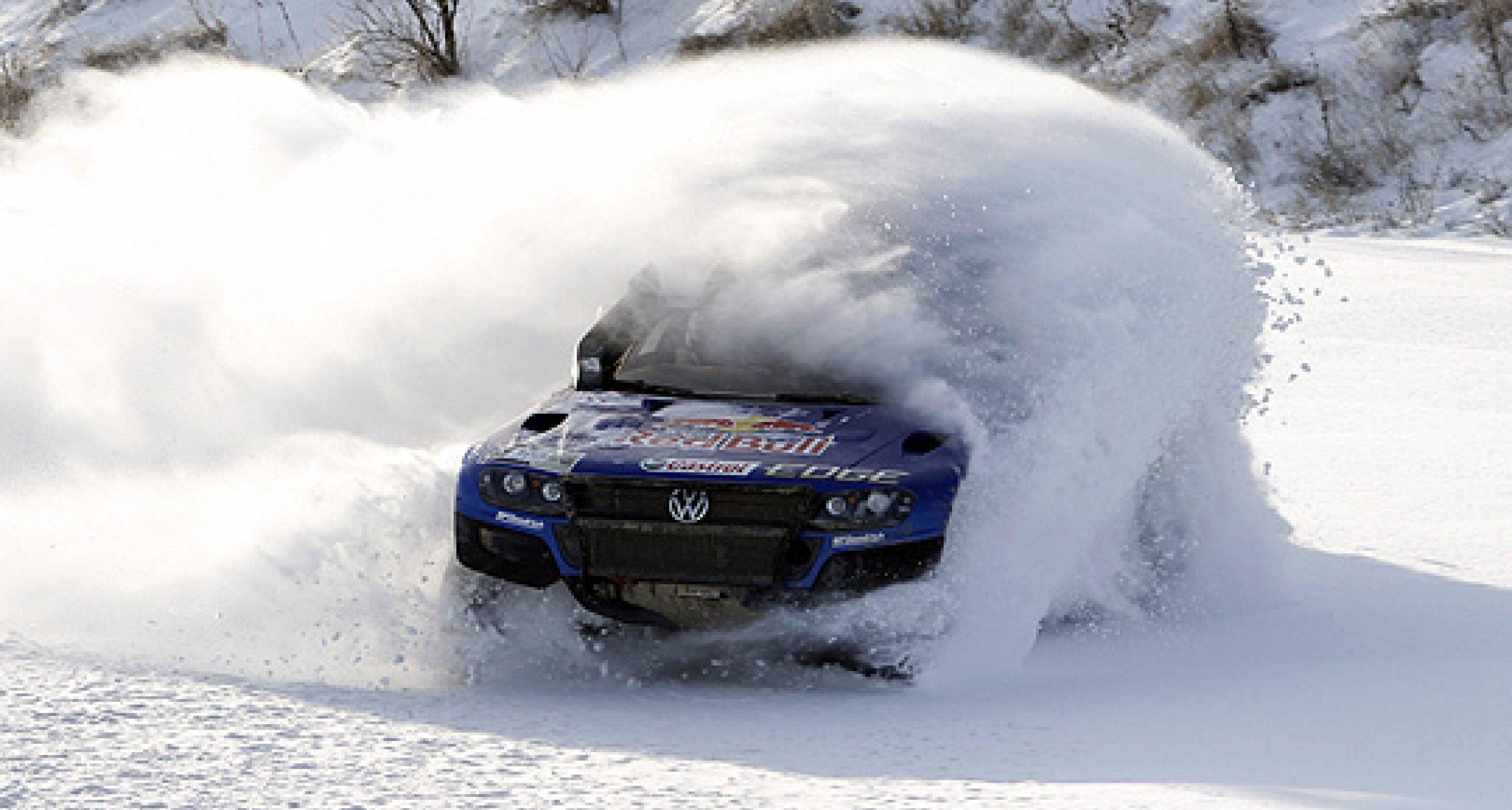 VW Race Touareg 3: Für die Wüste zu schade