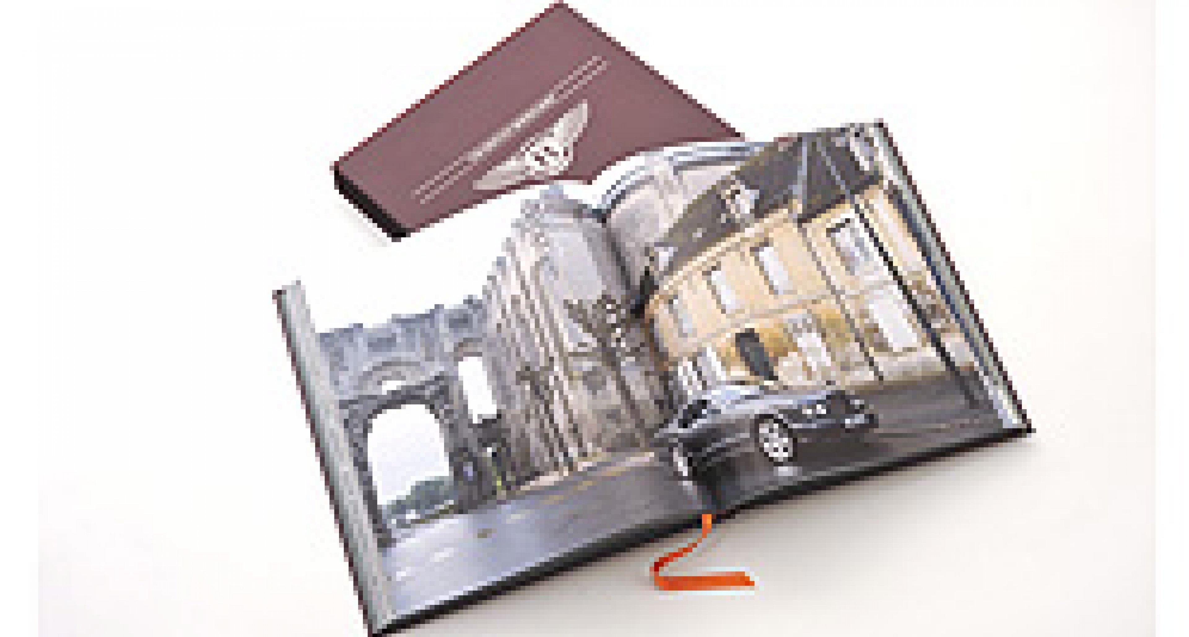 Automobilbücher zum Weihnachtsfest