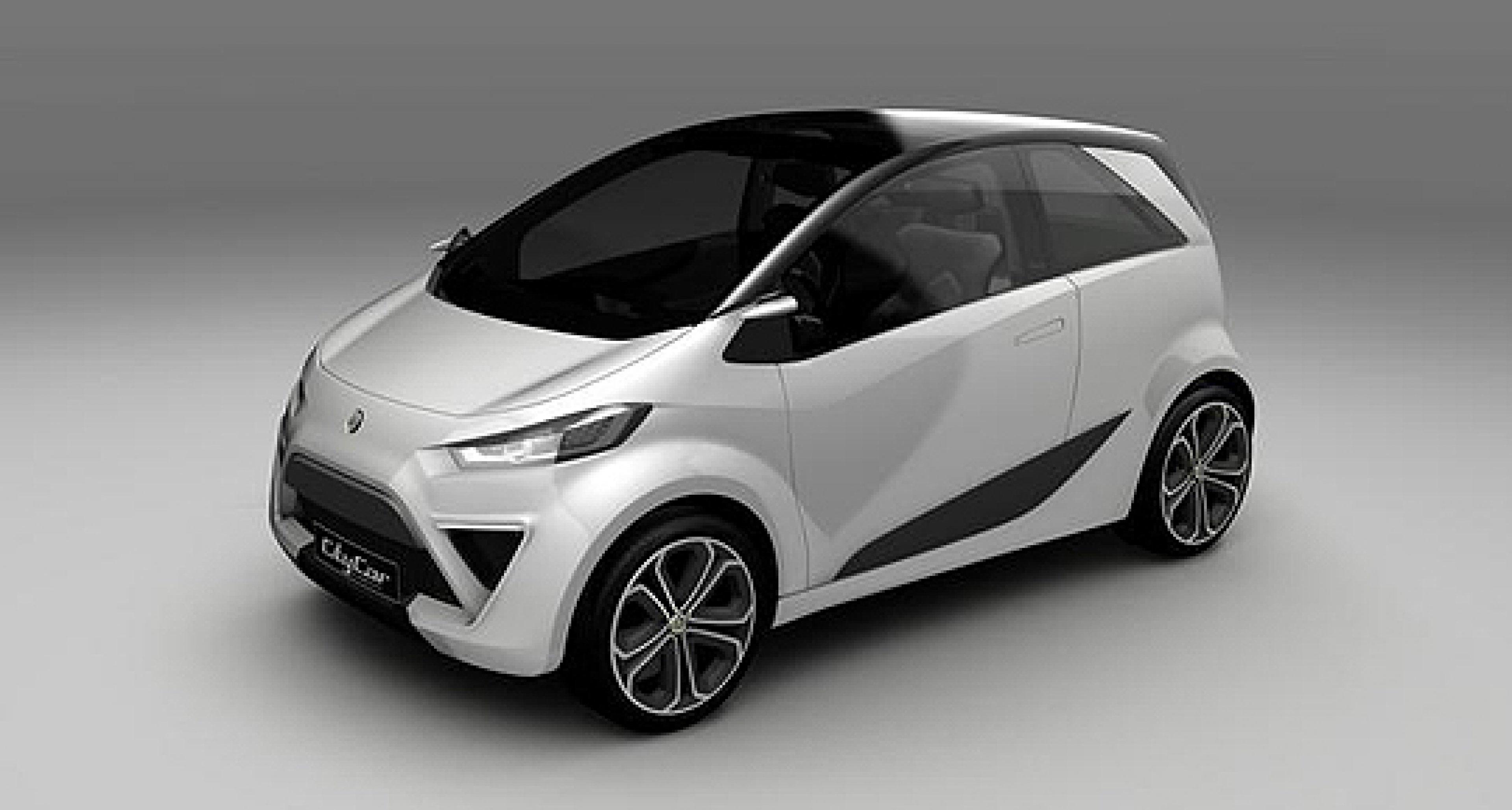 Lotus City Car für 2013 bestätigt