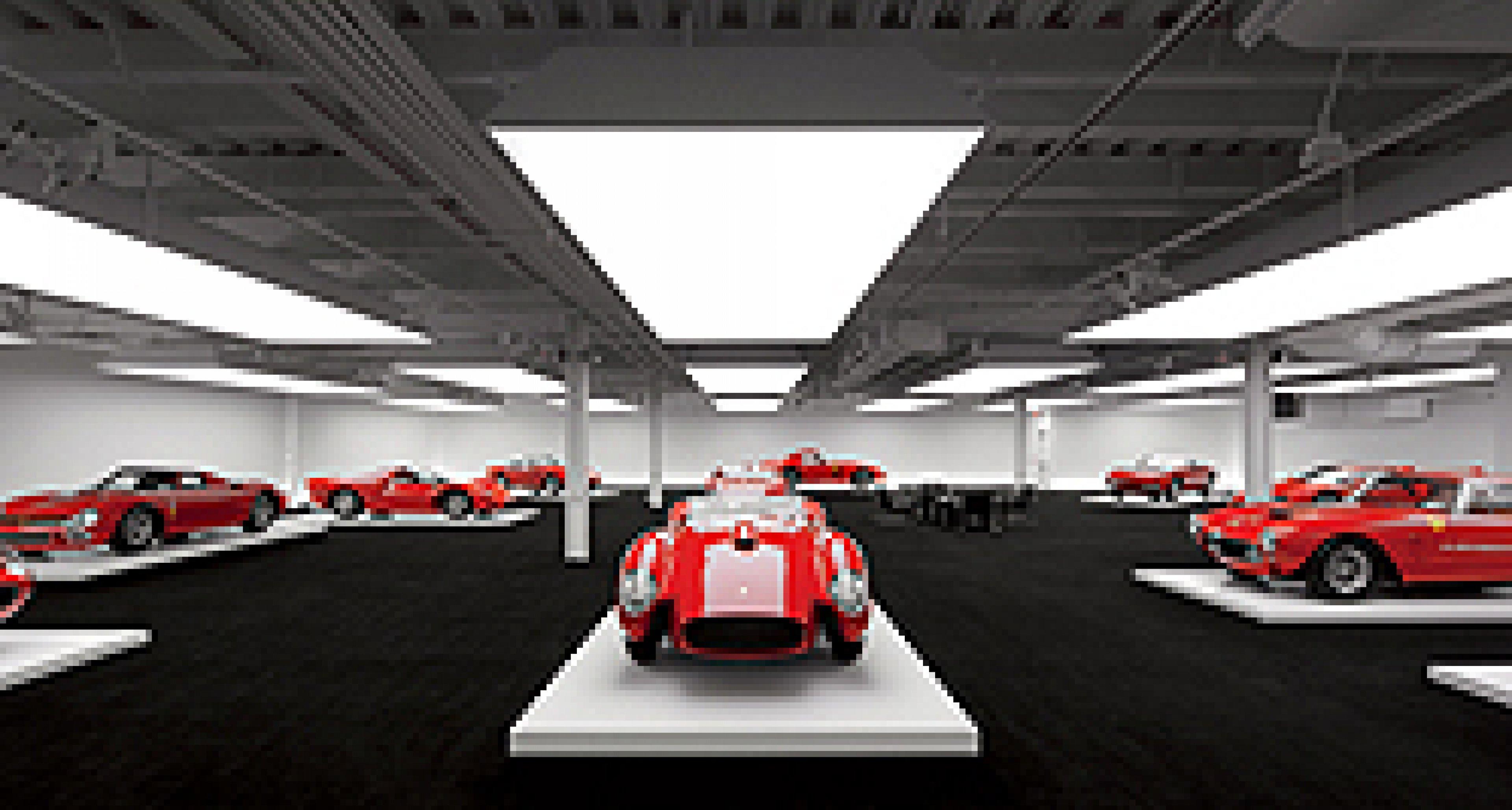 Vanity Fair Visits Ralph Lauren Car Collection