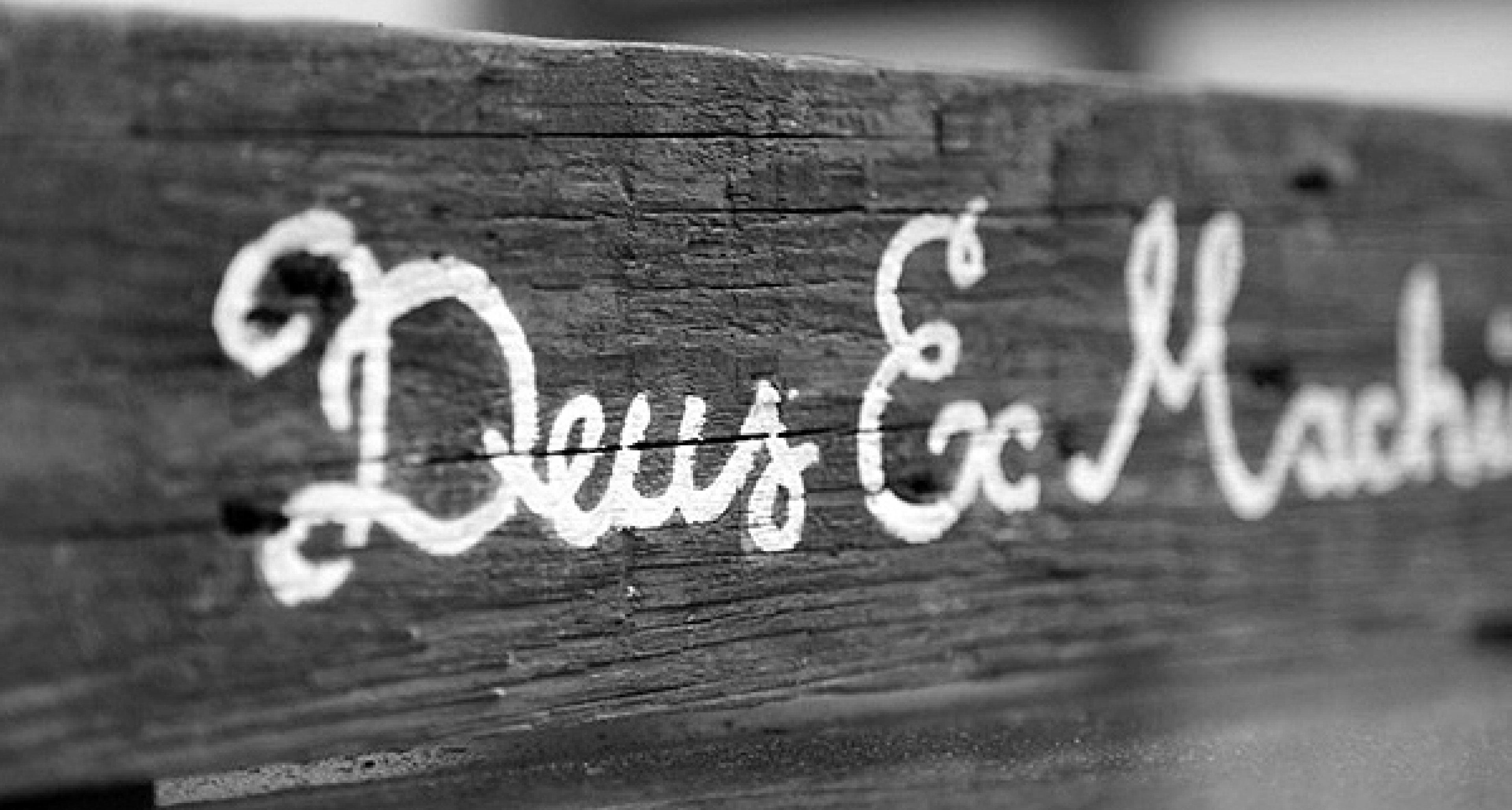 Deus Ex Machina: Maschinen für die Gods of Cool