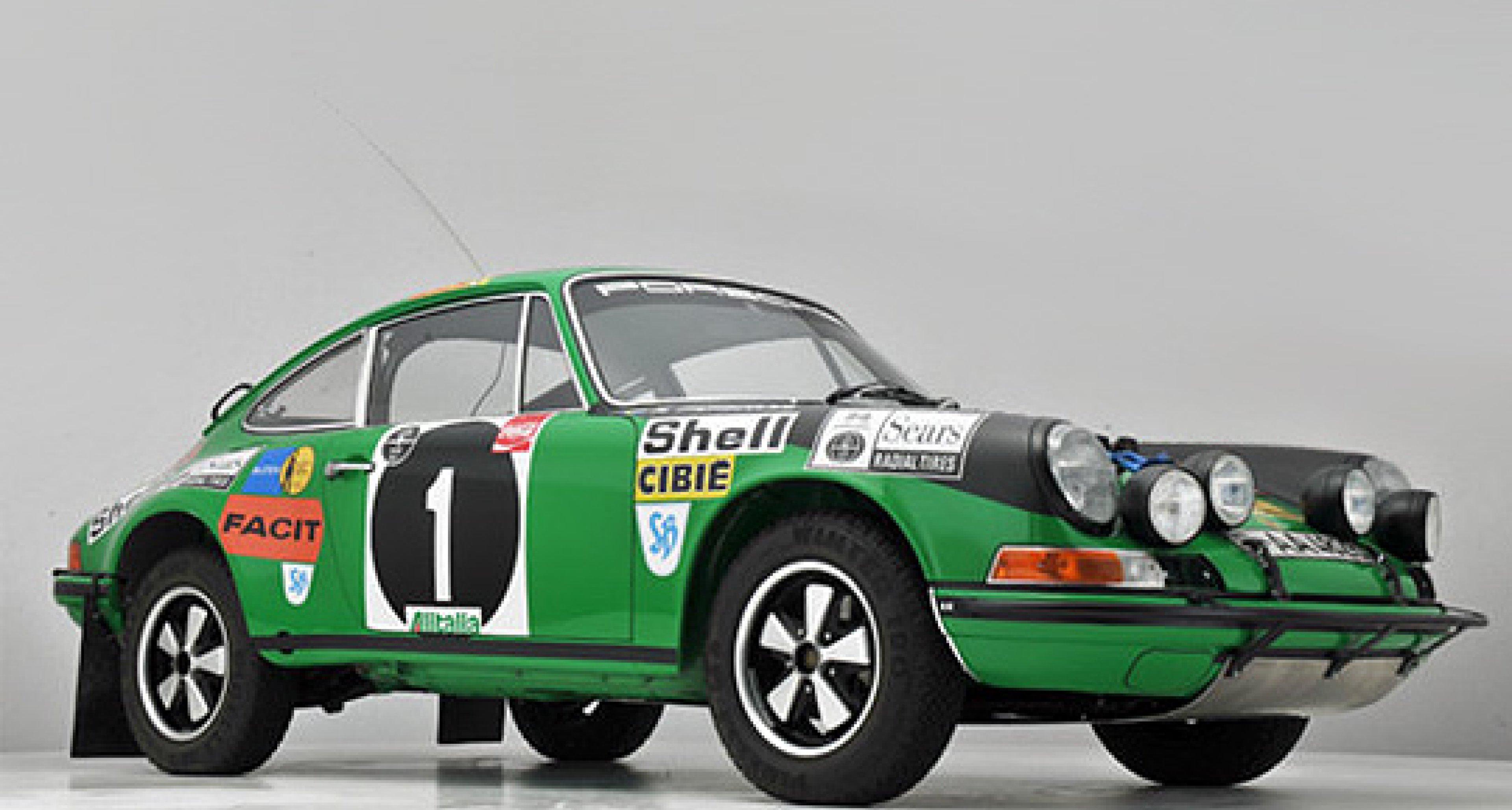 Porsche 911 S 2.2 East African Safari: Tropenwild bei Early 911S