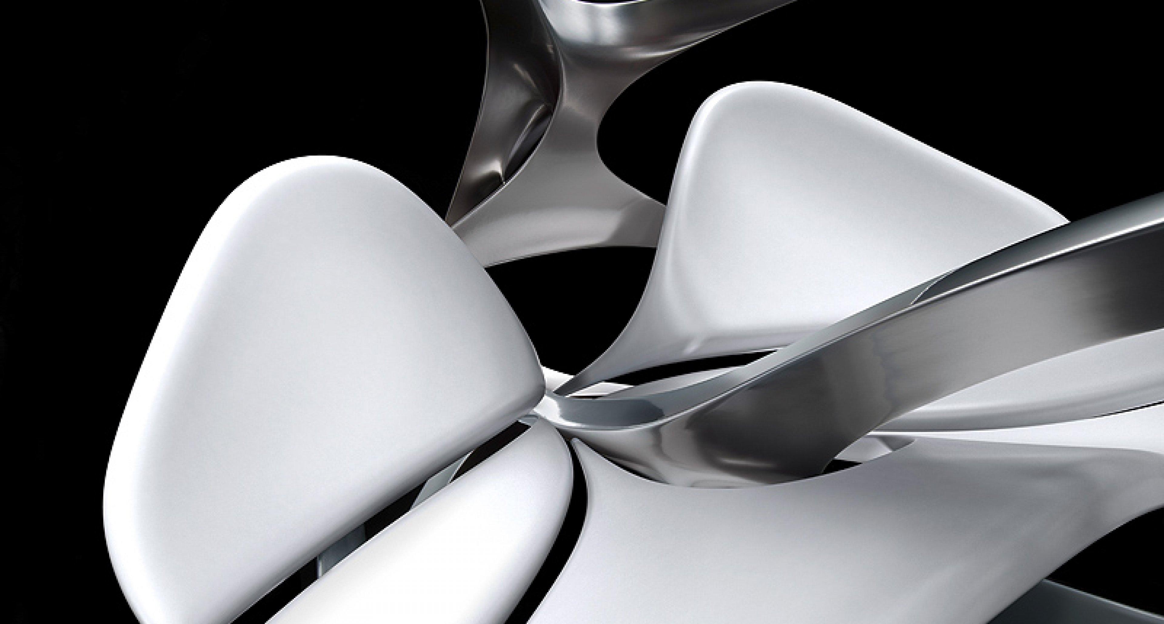 Mercedes-Benz Aesthetics No.2: Interieur als Skulptur
