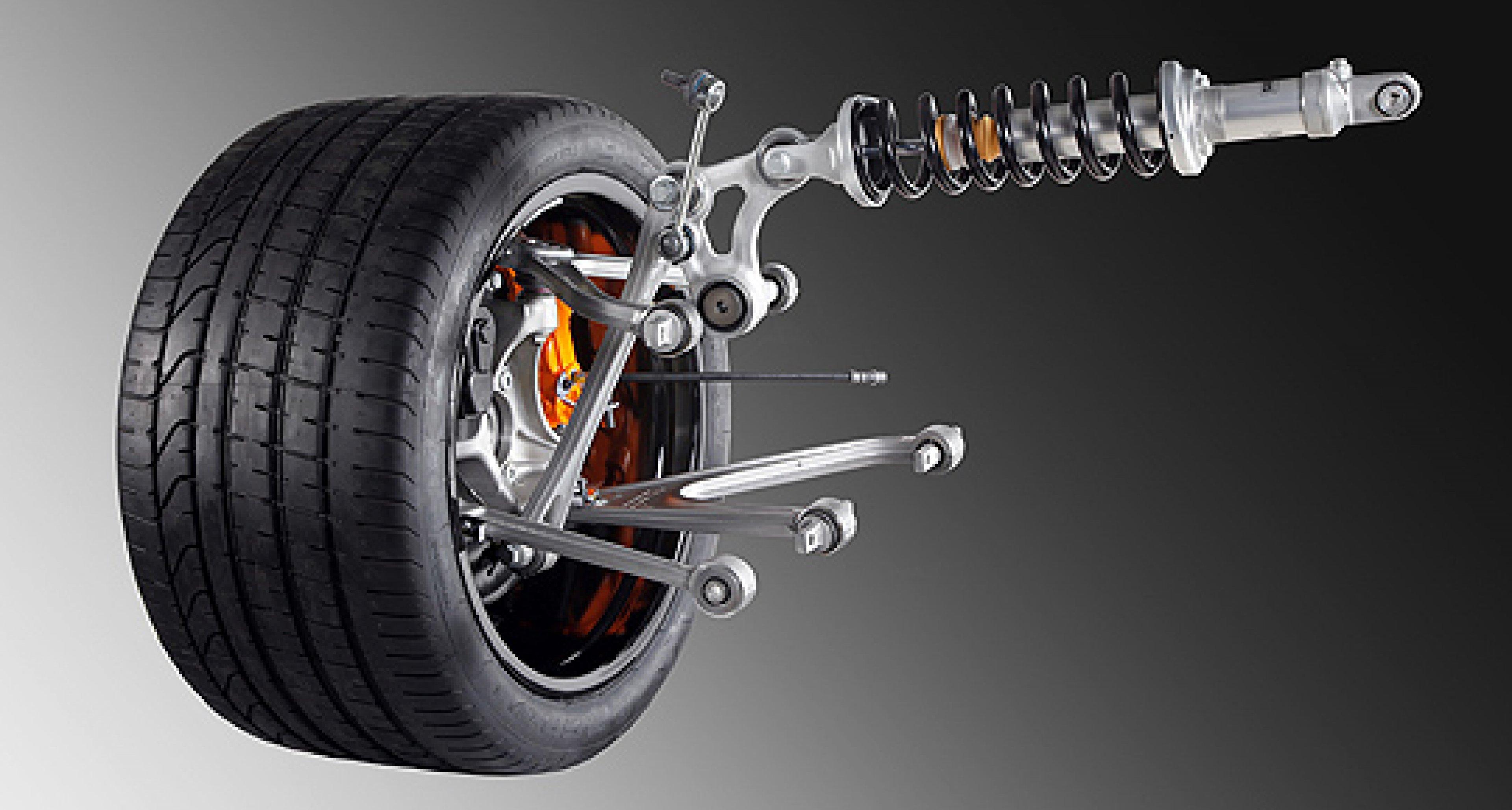 Neuer Lamborghini kommt mit Pushrod-Aufhängung