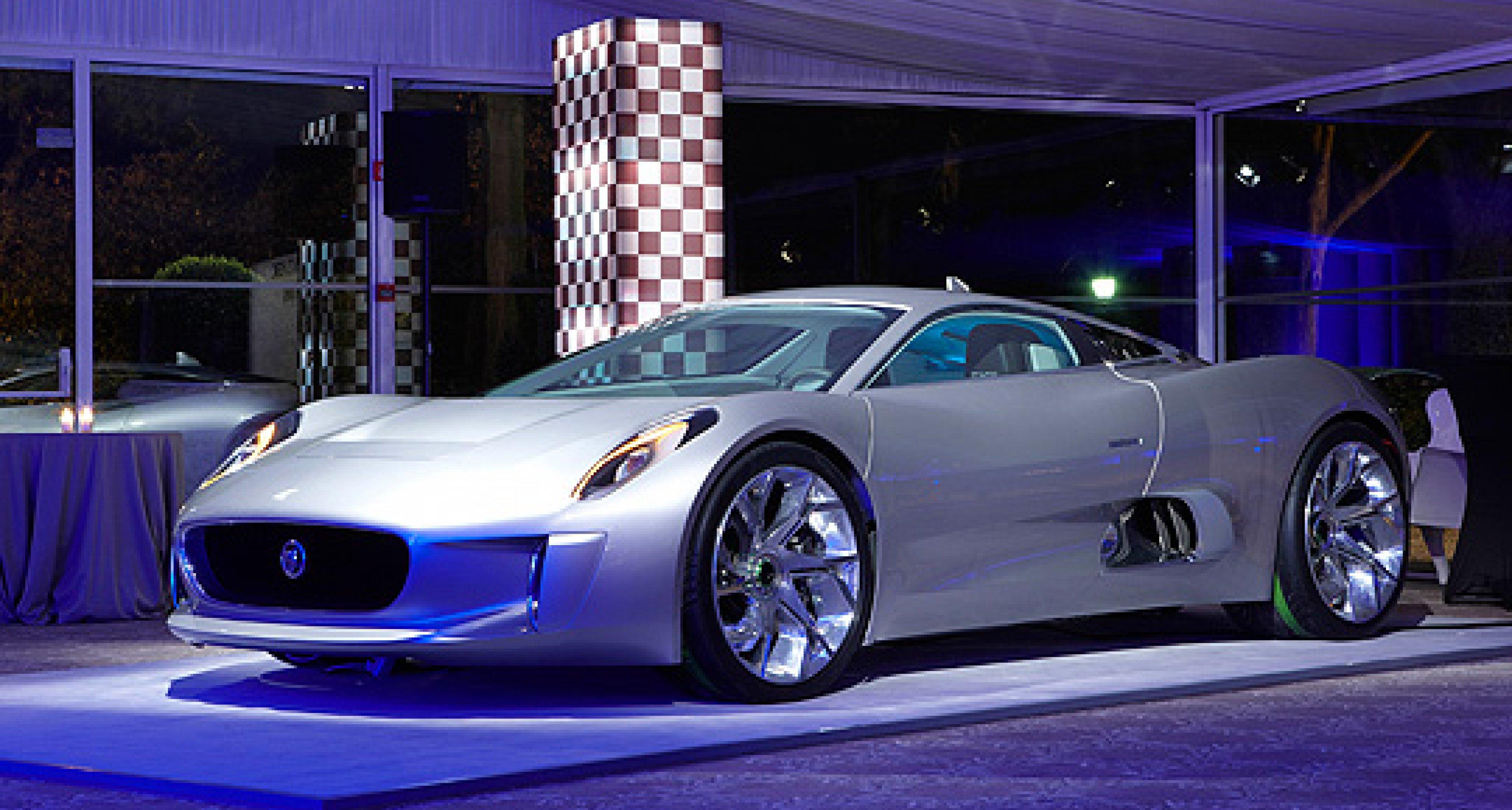 Louis Vuitton Classic Awards 2010/11: Talbot-Lago and Jaguar Prevail