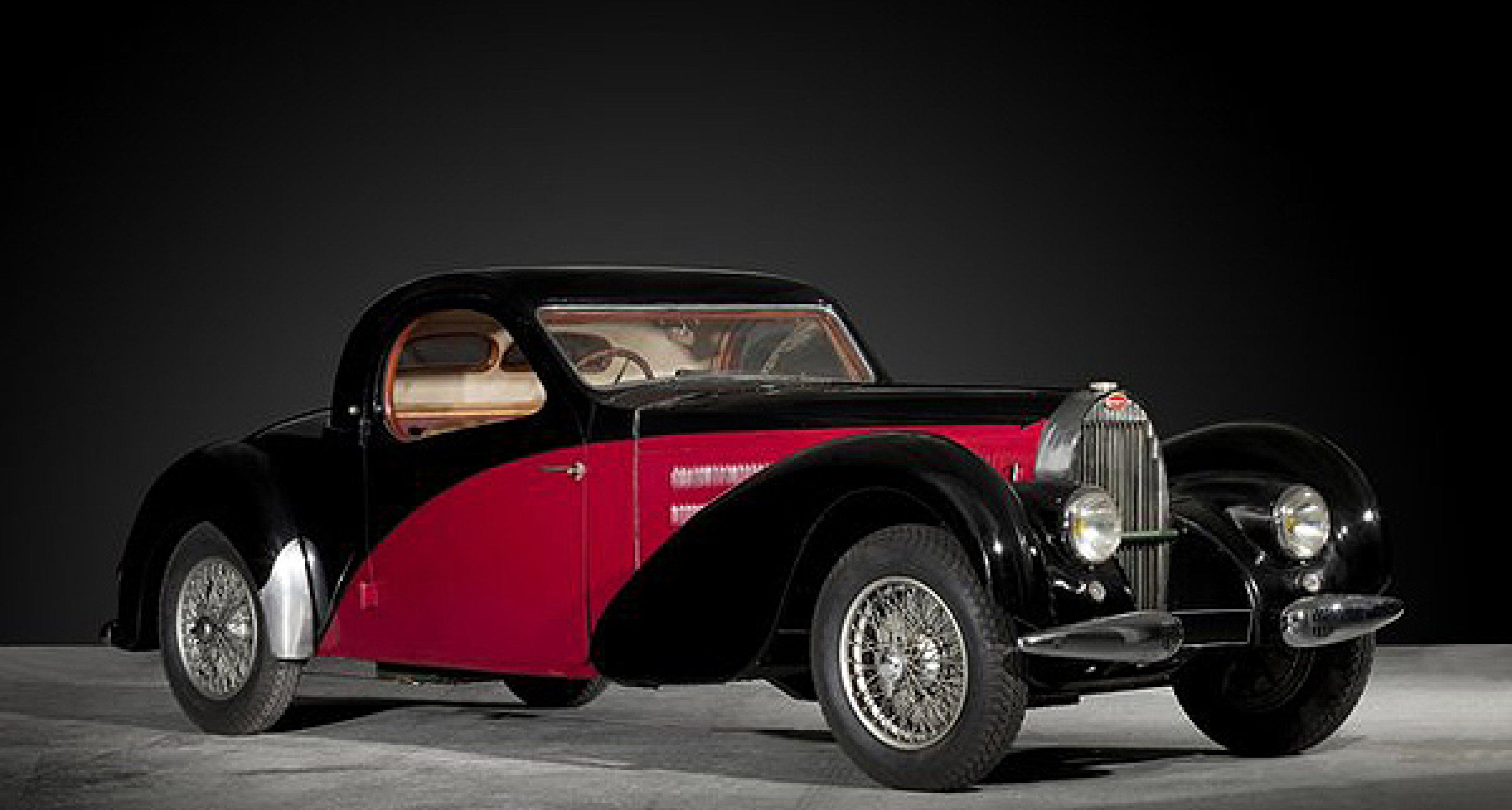 Artcurial Auction, Paris Rétromobile: 4 February 2011 - Review