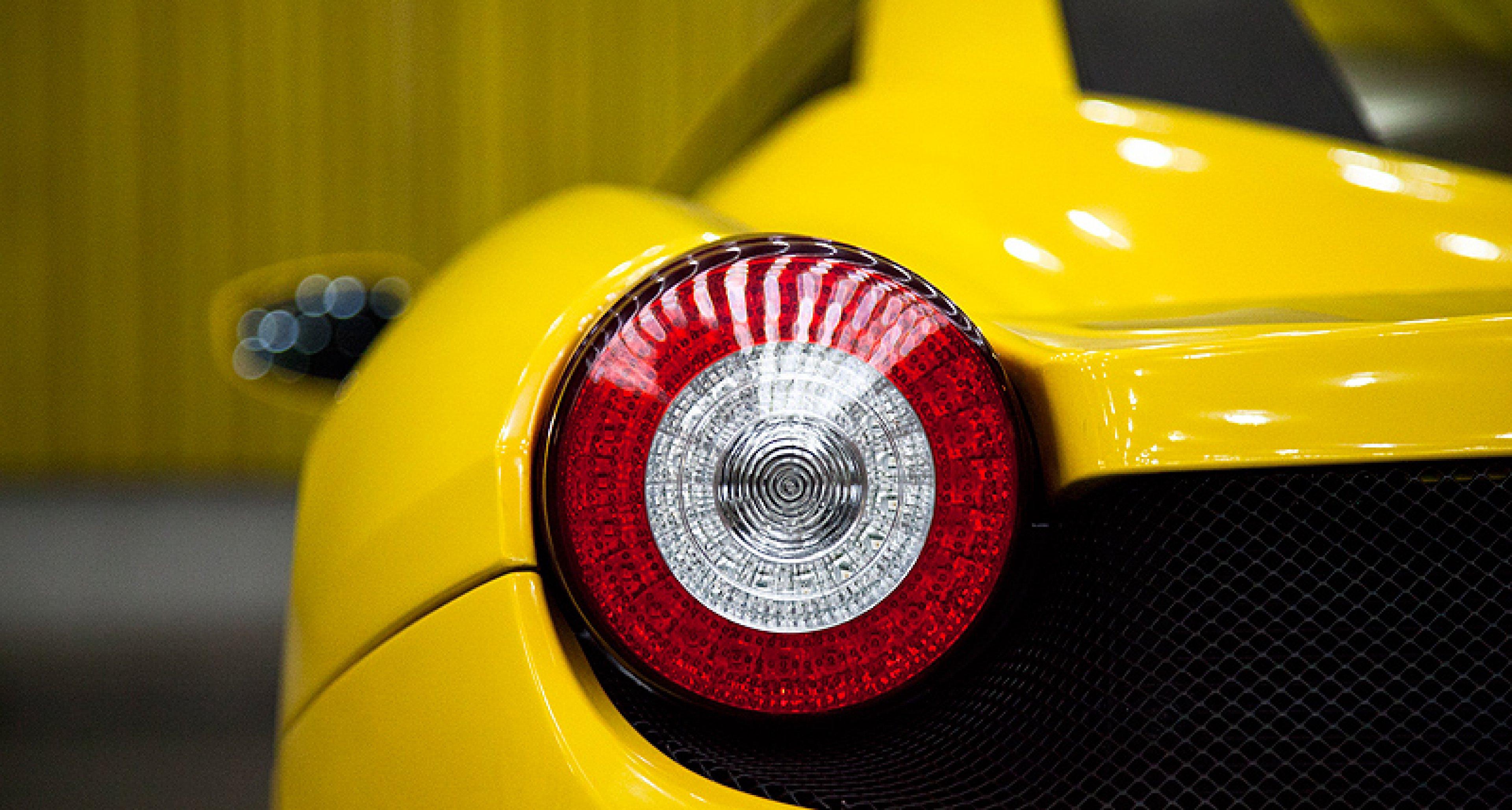 Ferrari 458 Italia: Fließend italienisch