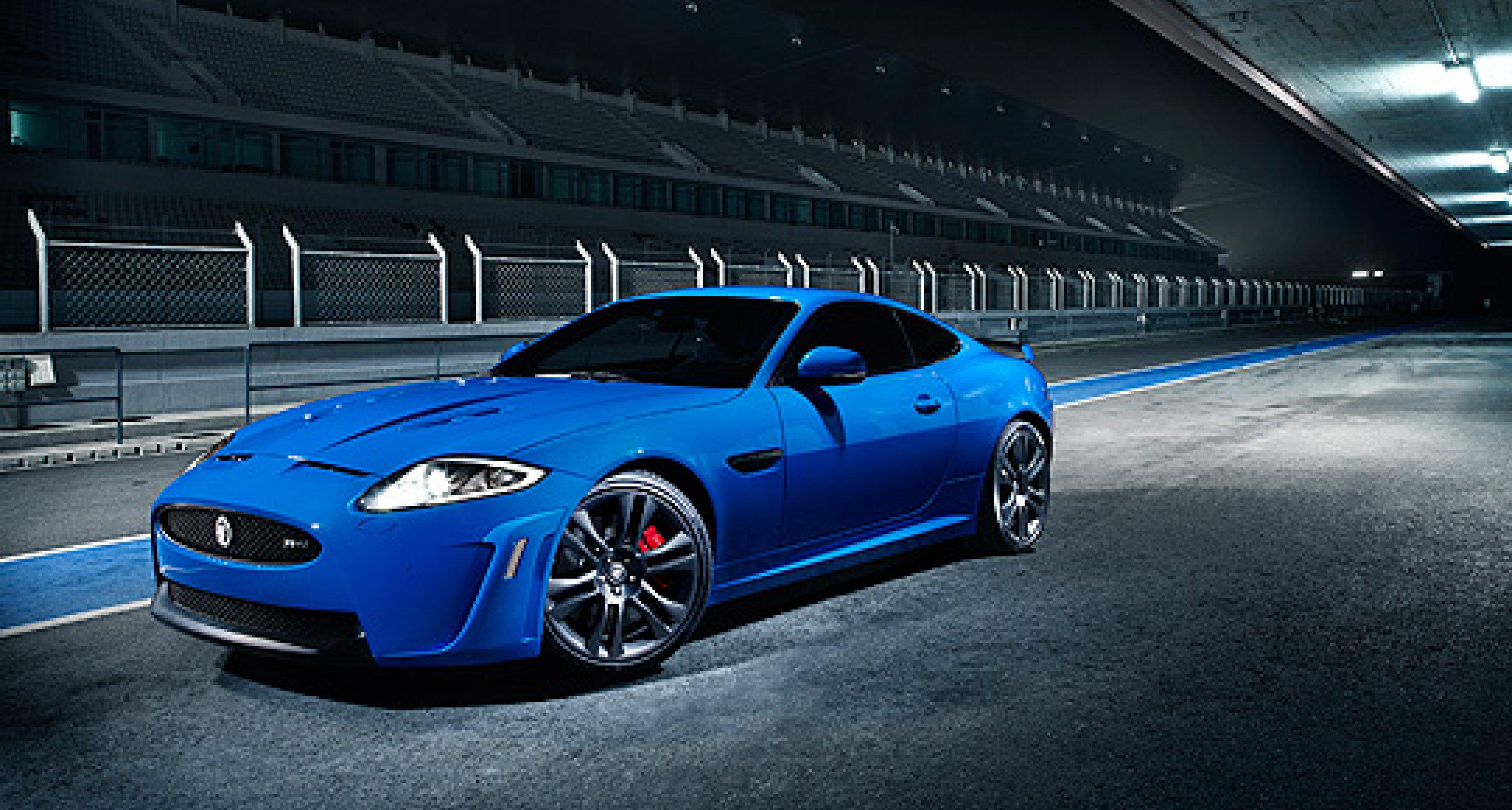 Jaguar XKR-S II: Stärkste Katze im Modellprogramm