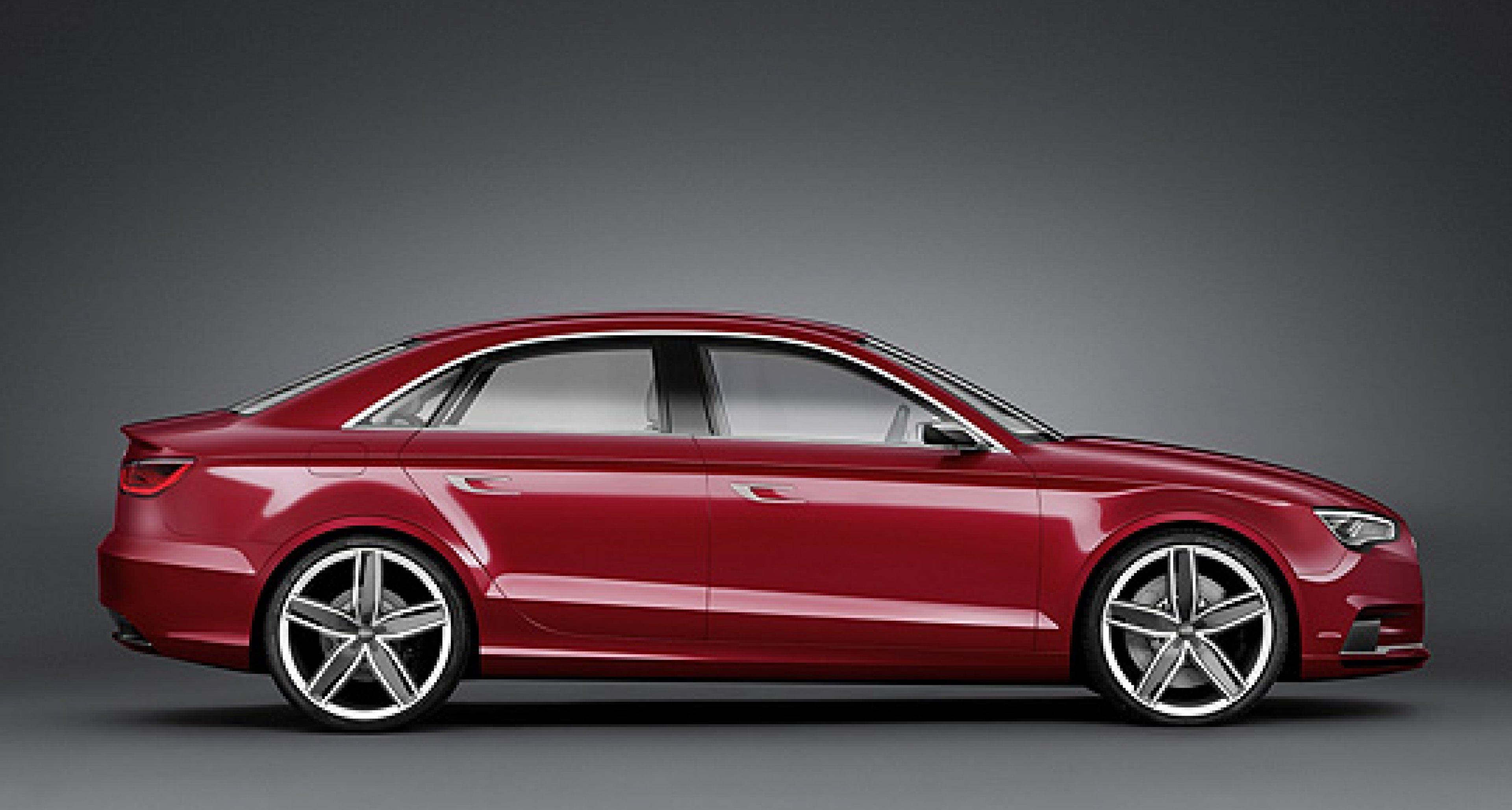 Audi A3 Concept: Sportliche Stufe