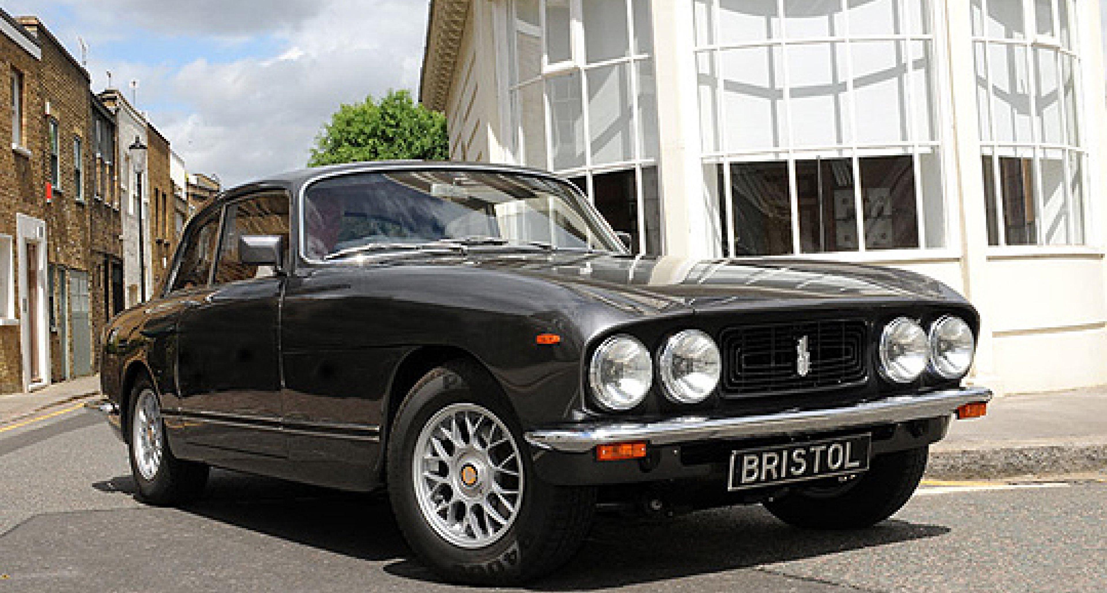 Bristol Cars geht in die Insolvenz
