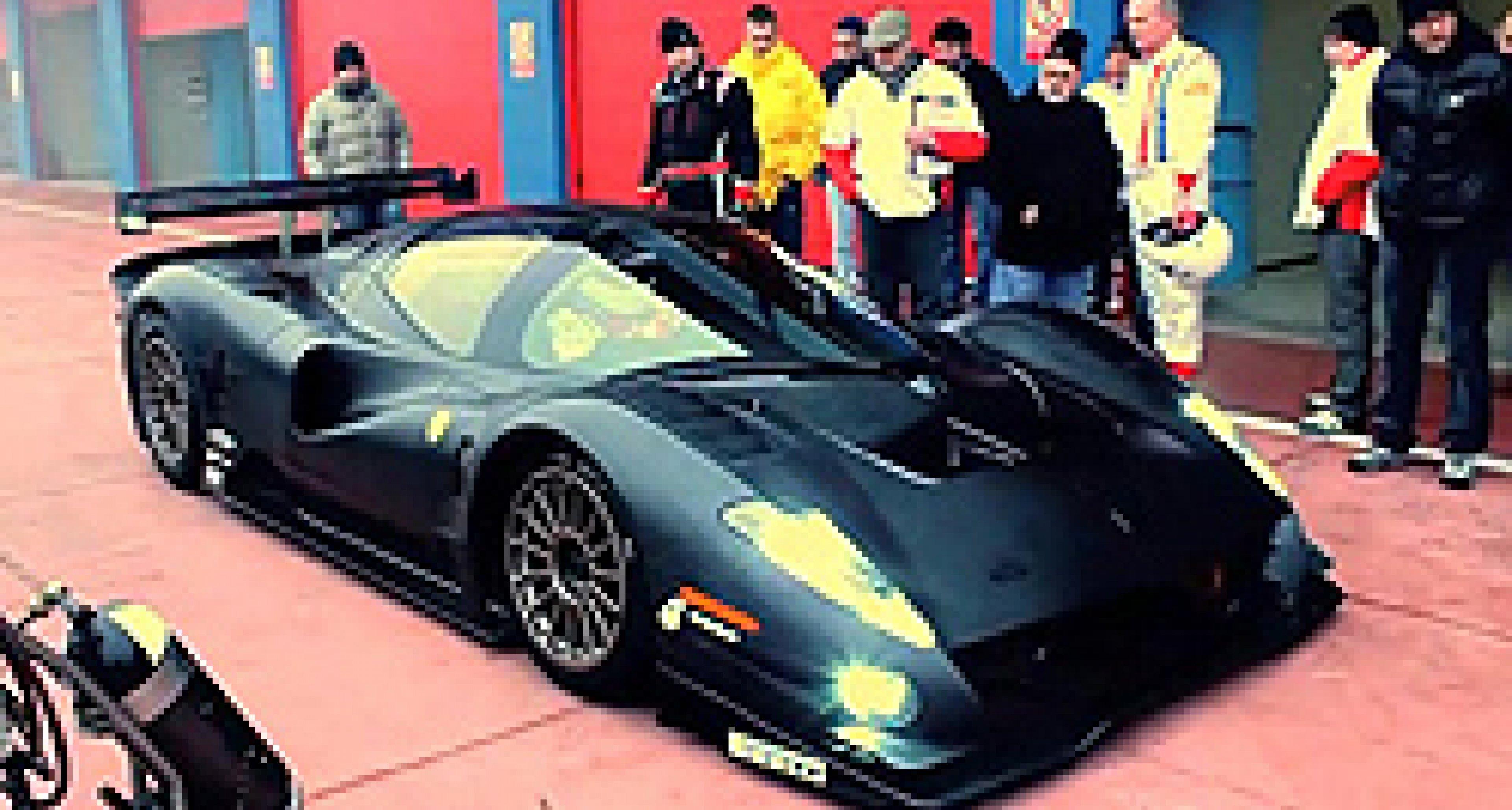 Ferrari P4/5 Competizione: the Next Chapter