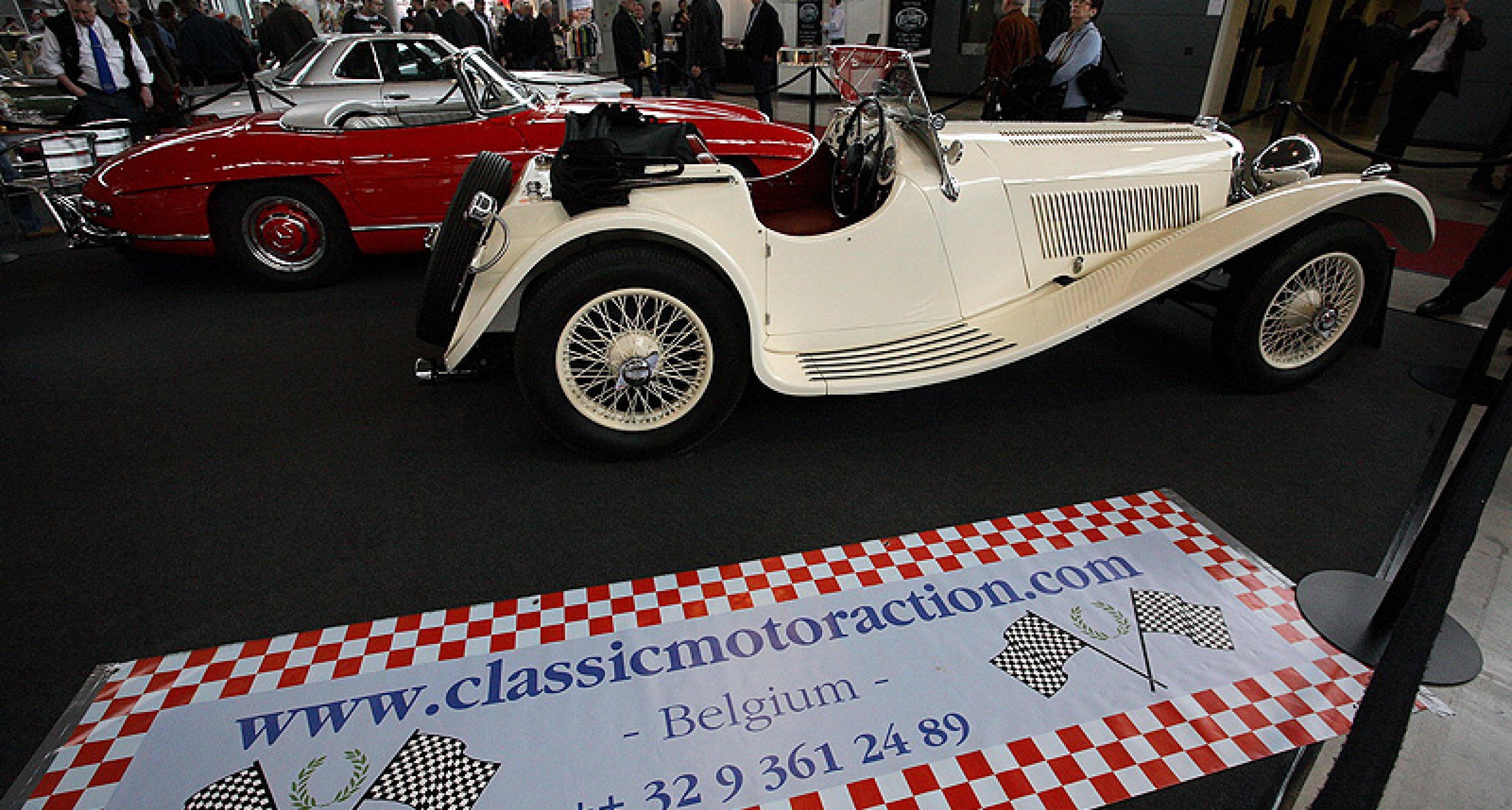 Retro Classics 2011: Stuttgart zieht!