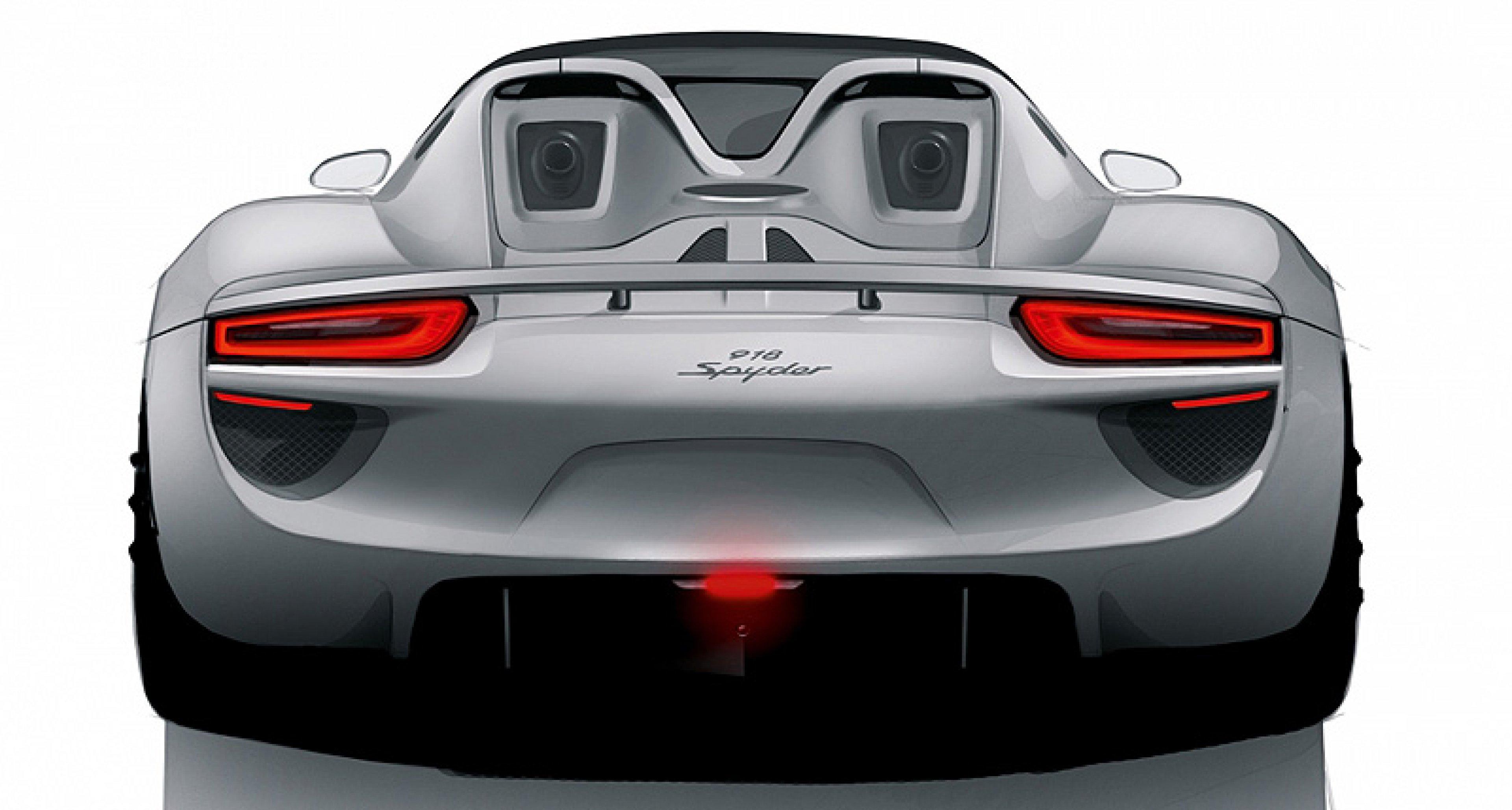Porsche 918 Spyder geht in Serie