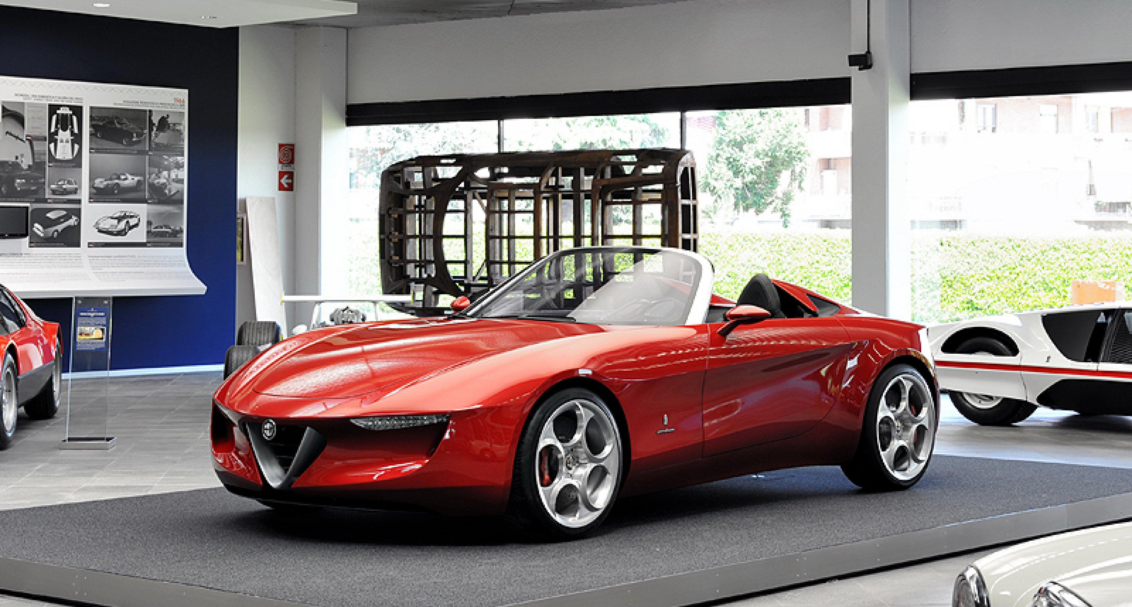 Pininfarina Collection: from Cisitalia 202 to 2uettottanta