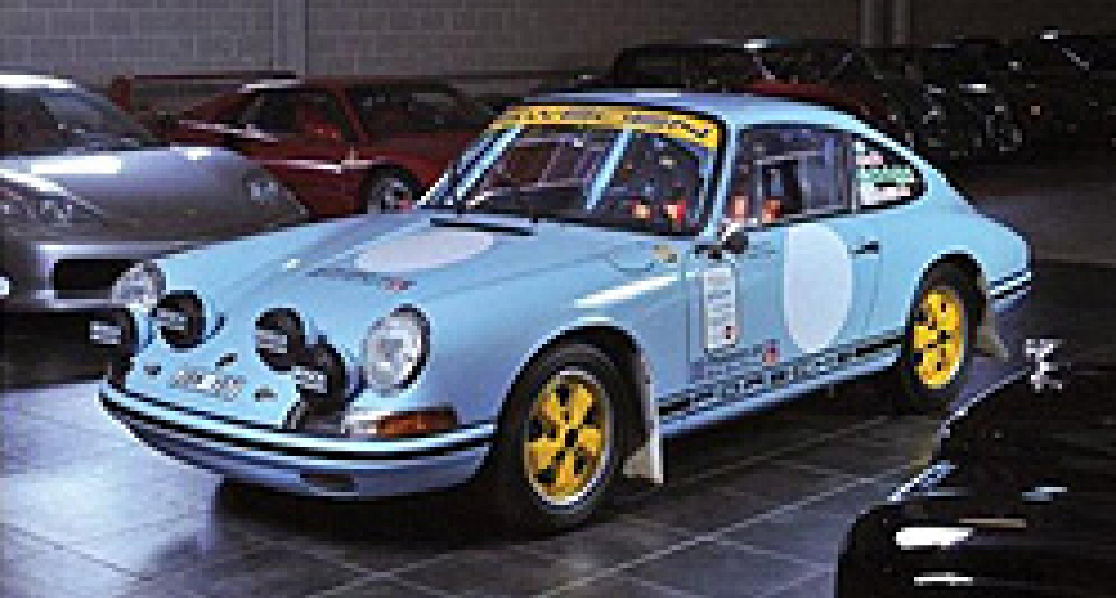 Coys-Auktion auf der Techno-Classica 2011: Vorschau