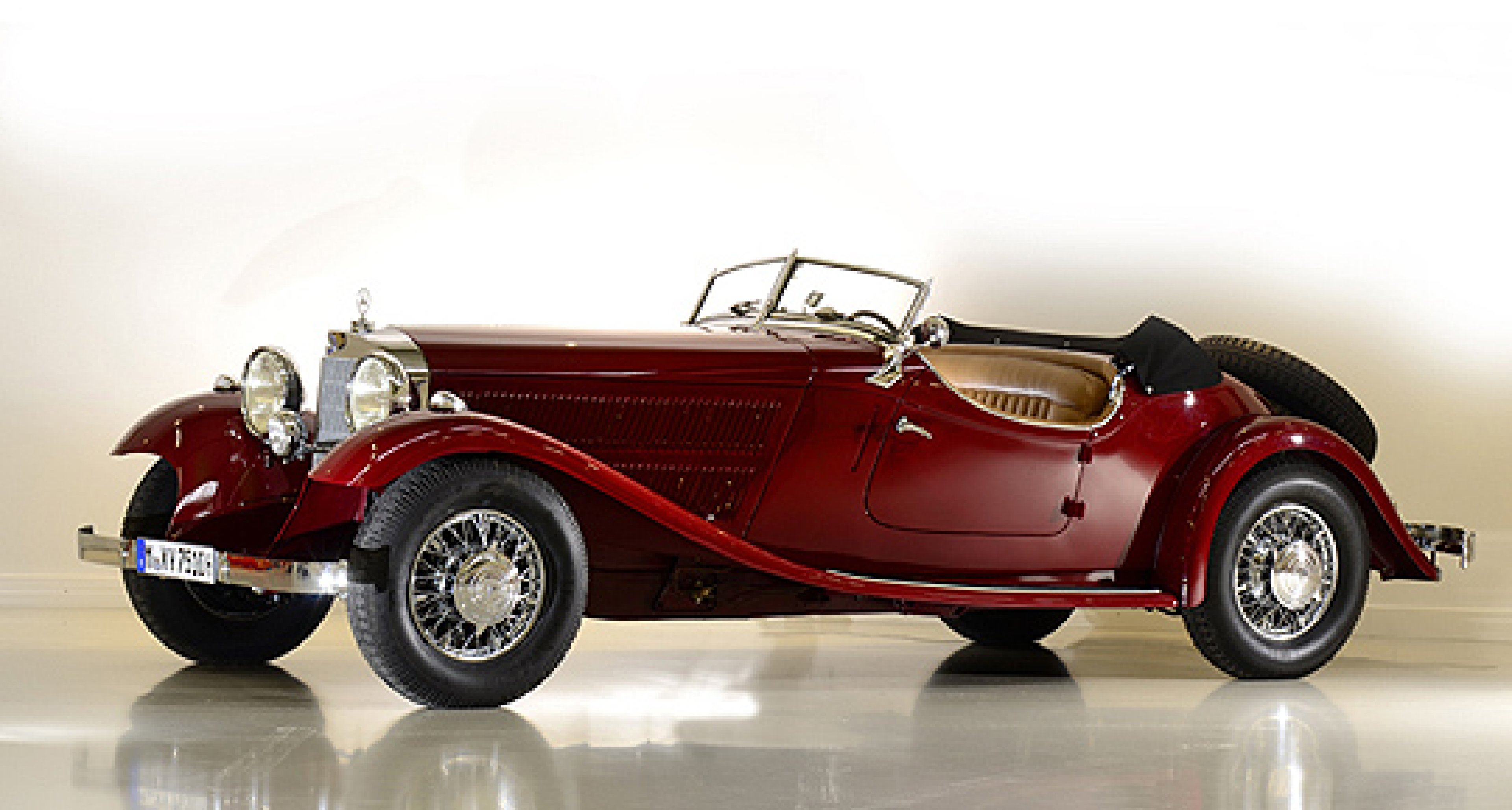 Kidston to Sell Gunter Sachs' Mercedes-Benz 380 Roadster