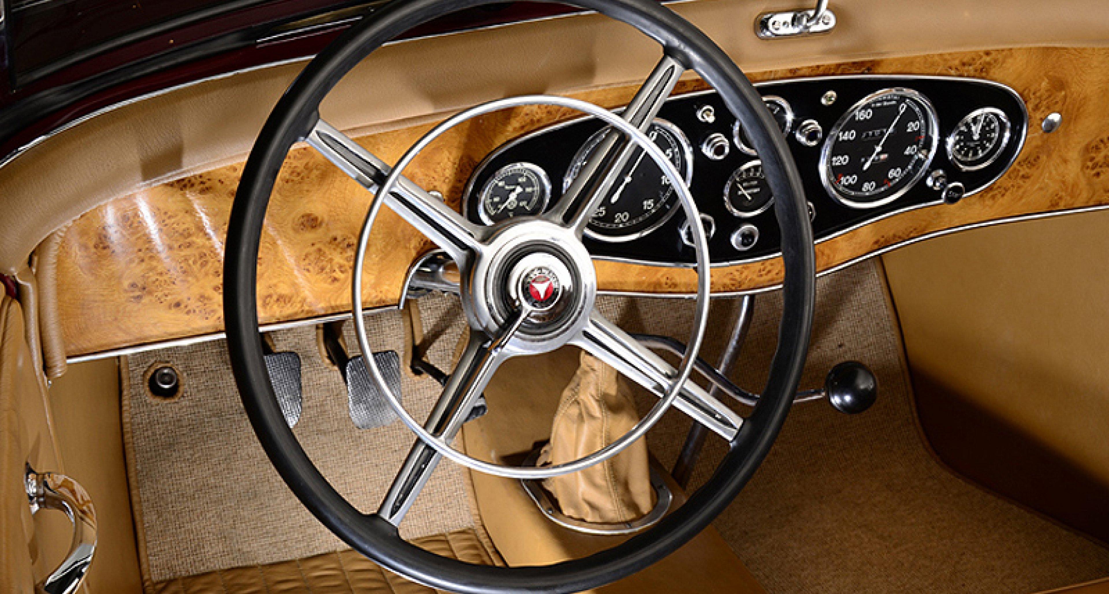 Kidston to Sell Gunter Sachs' Mercedes-Benz 380 Roadster