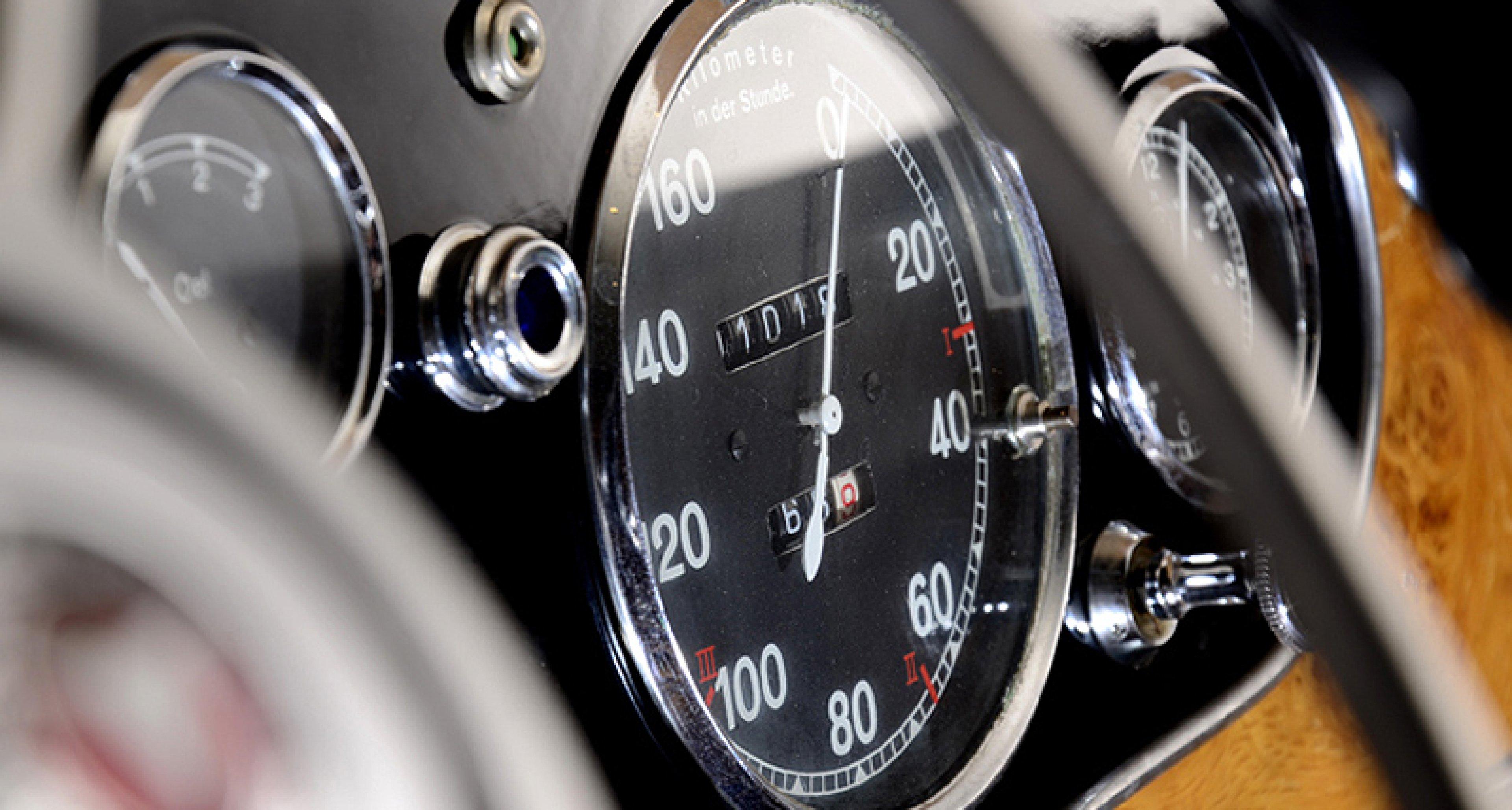 Kidston verkauft Mercedes-Benz 380 Roadster von Gunter Sachs
