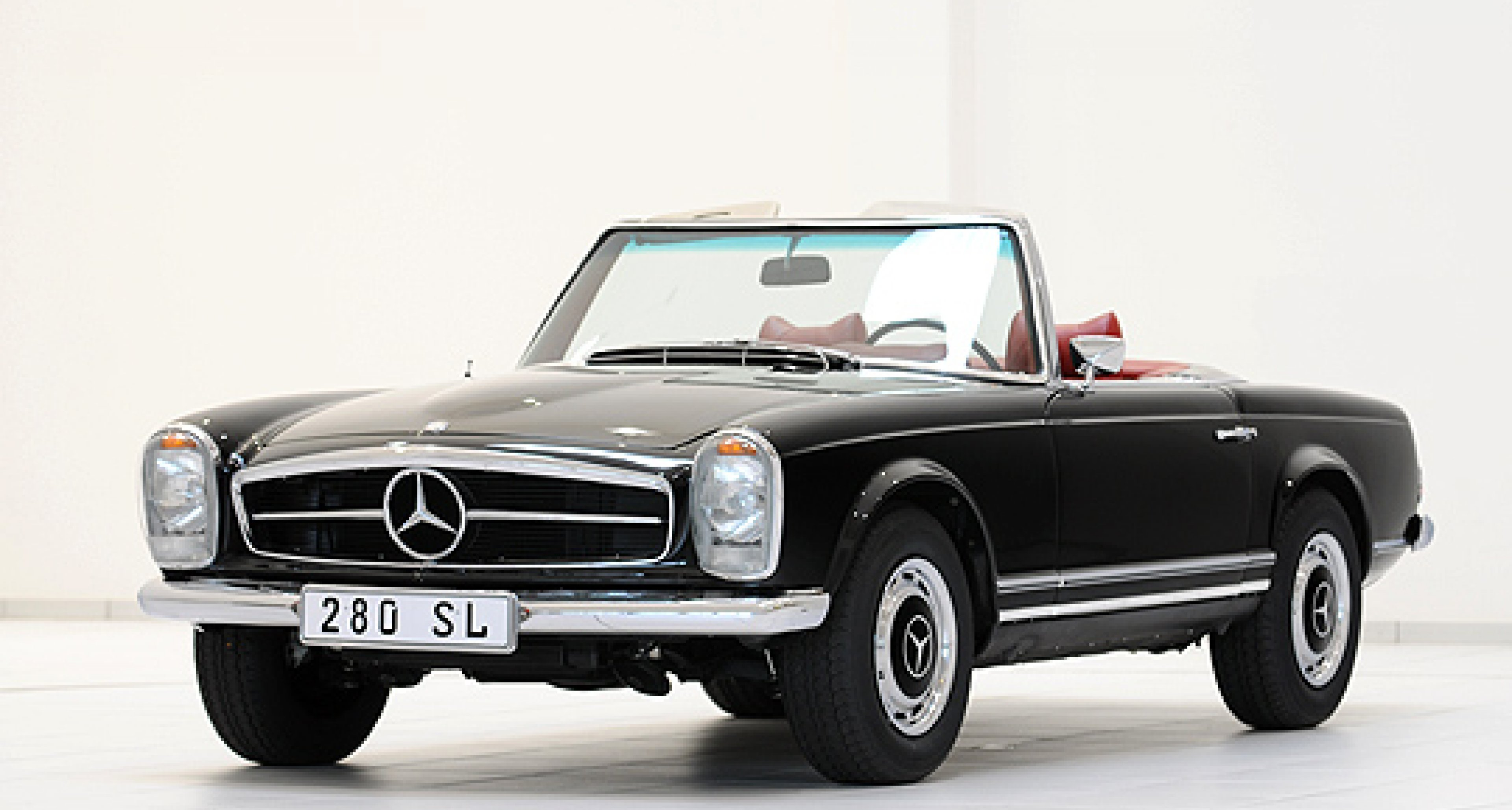Brabus classic for mercedes young and old classic for Best looking mercedes benz models