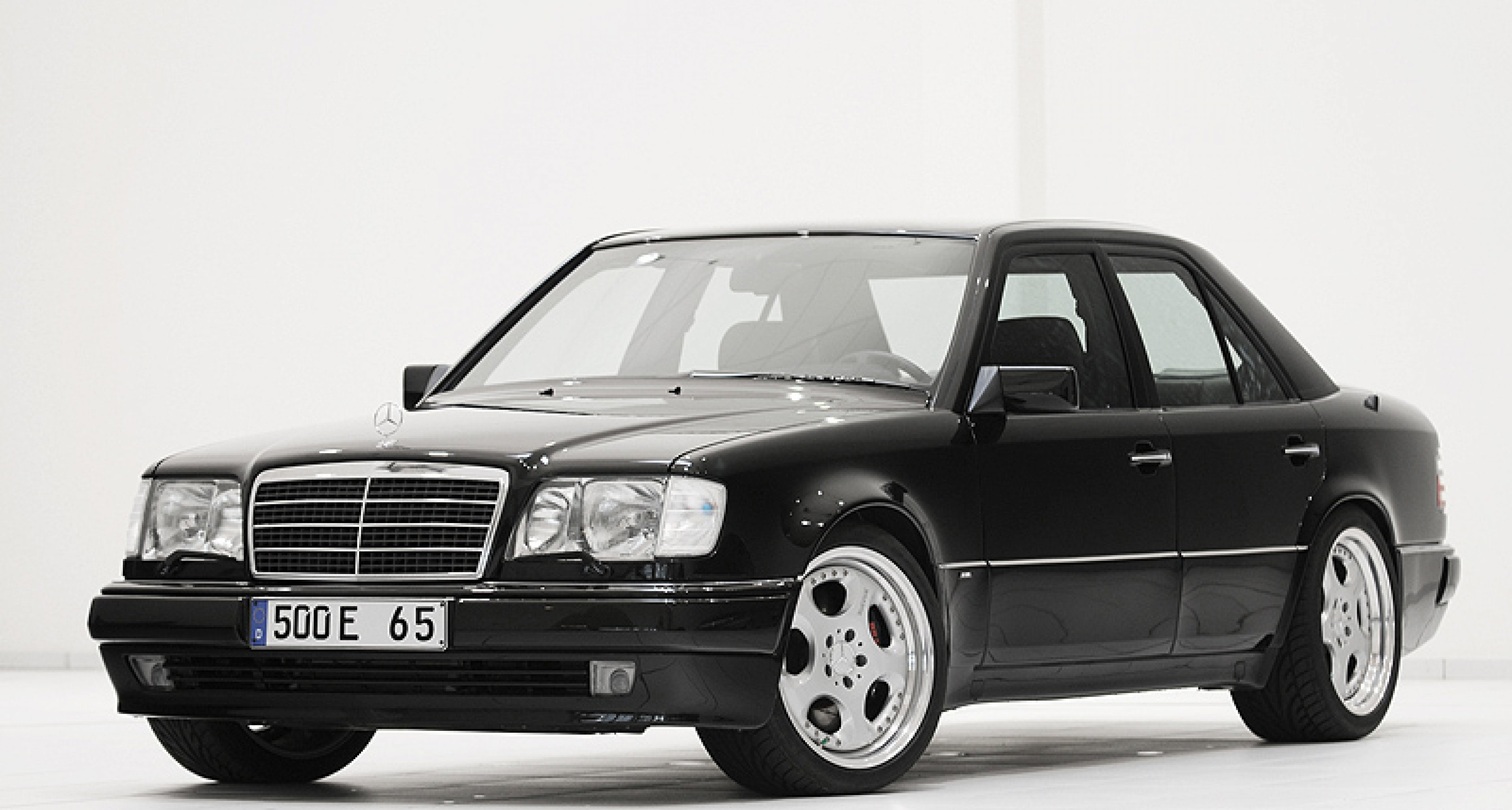 Brabus Classic – for Mercedes Young and Old