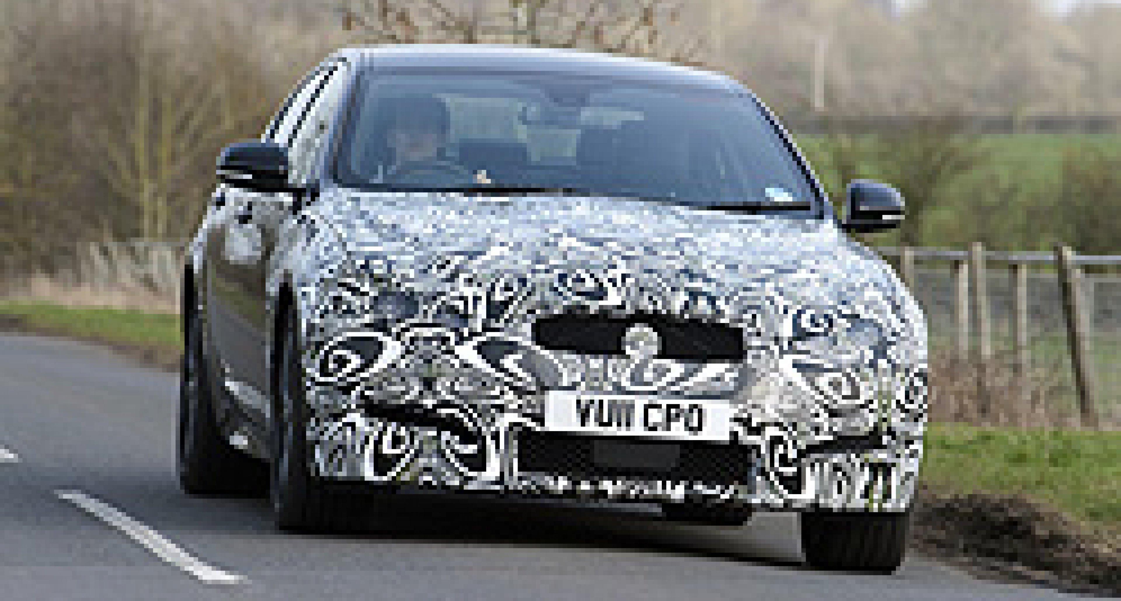 Neuer Jaguar XF kommt mit Vierzylinder