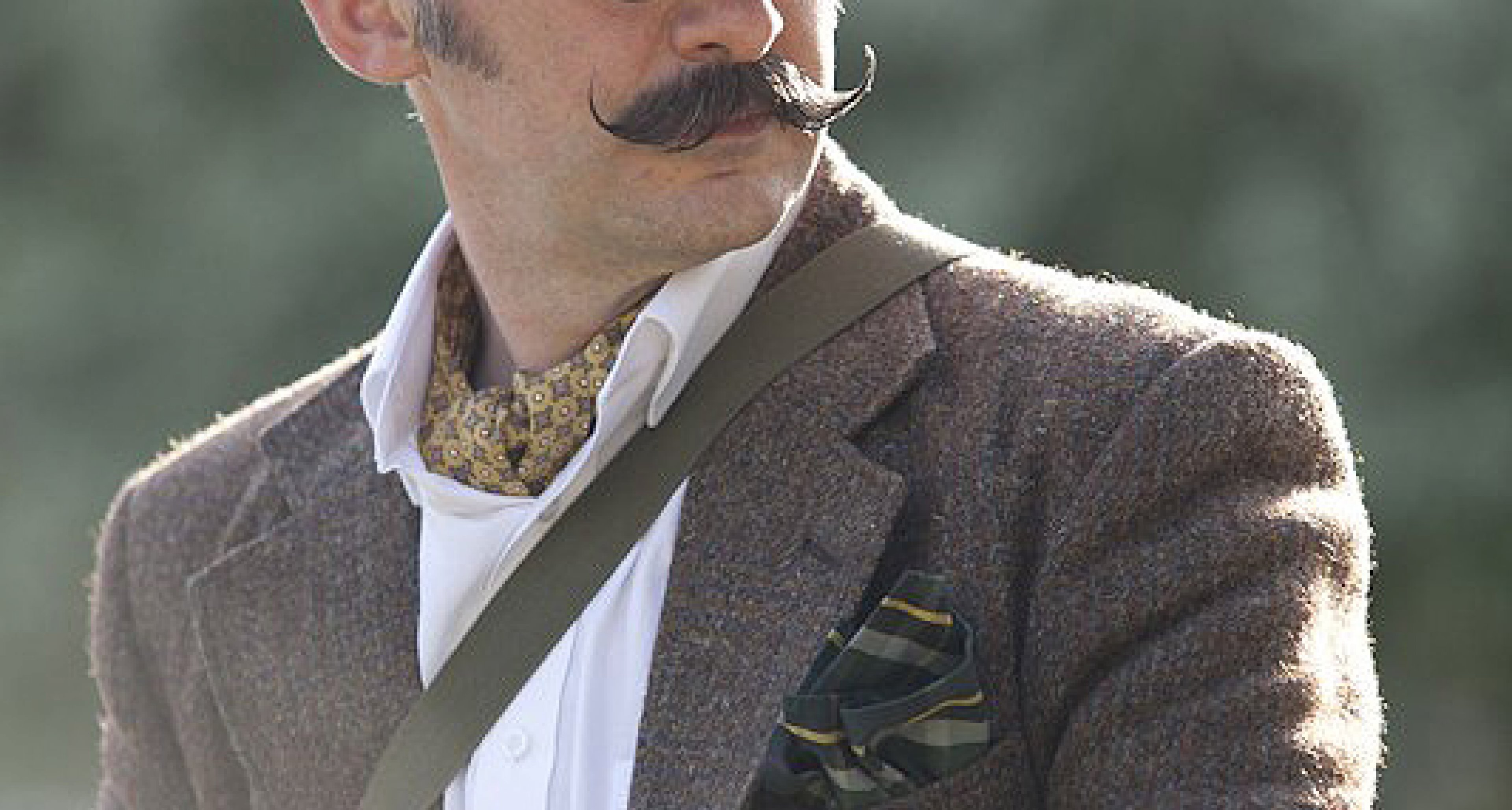 Tweed Run 2011: A Quiet Revolution