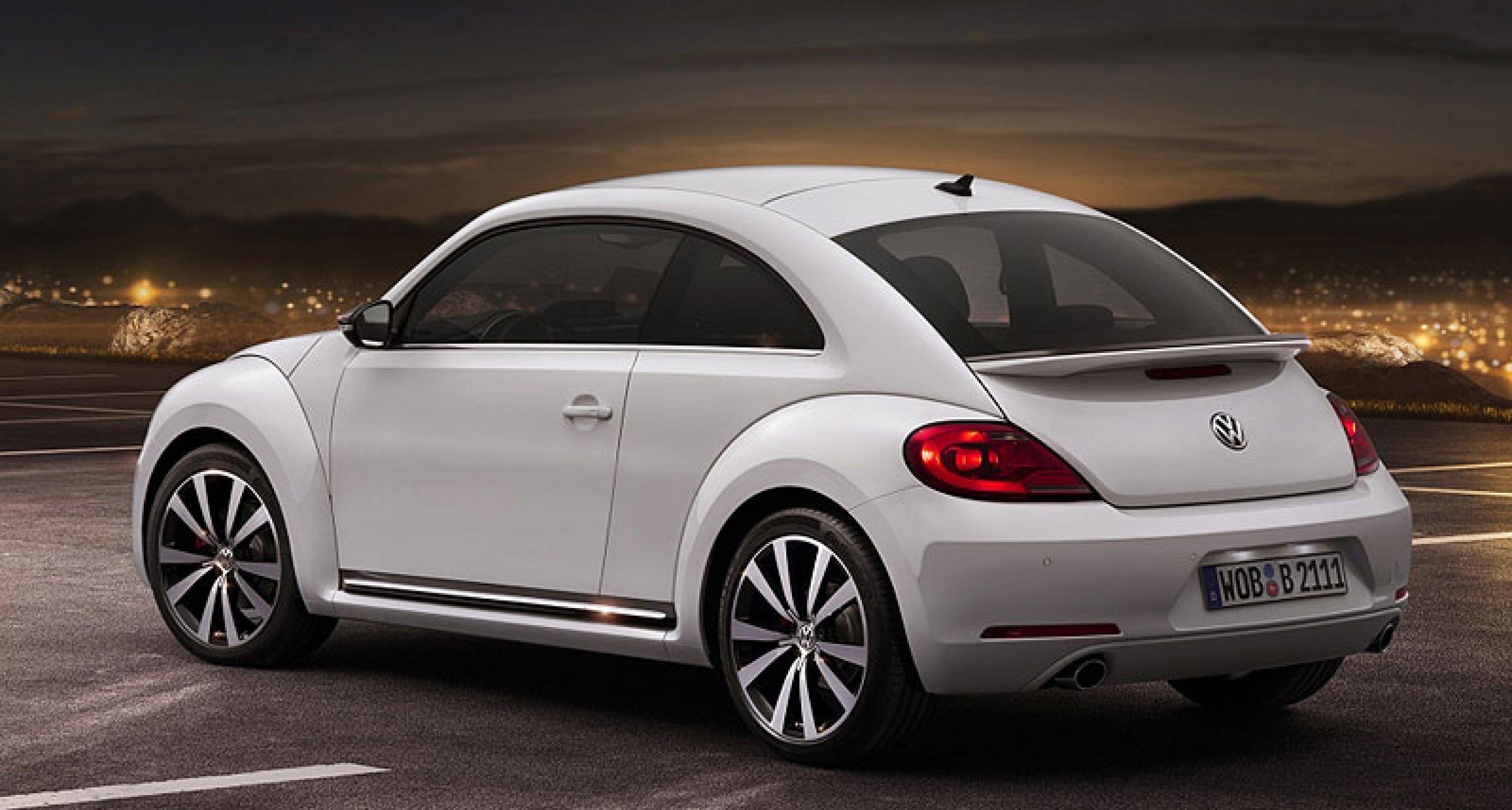 Volkswagen Beetle: Latest Generation
