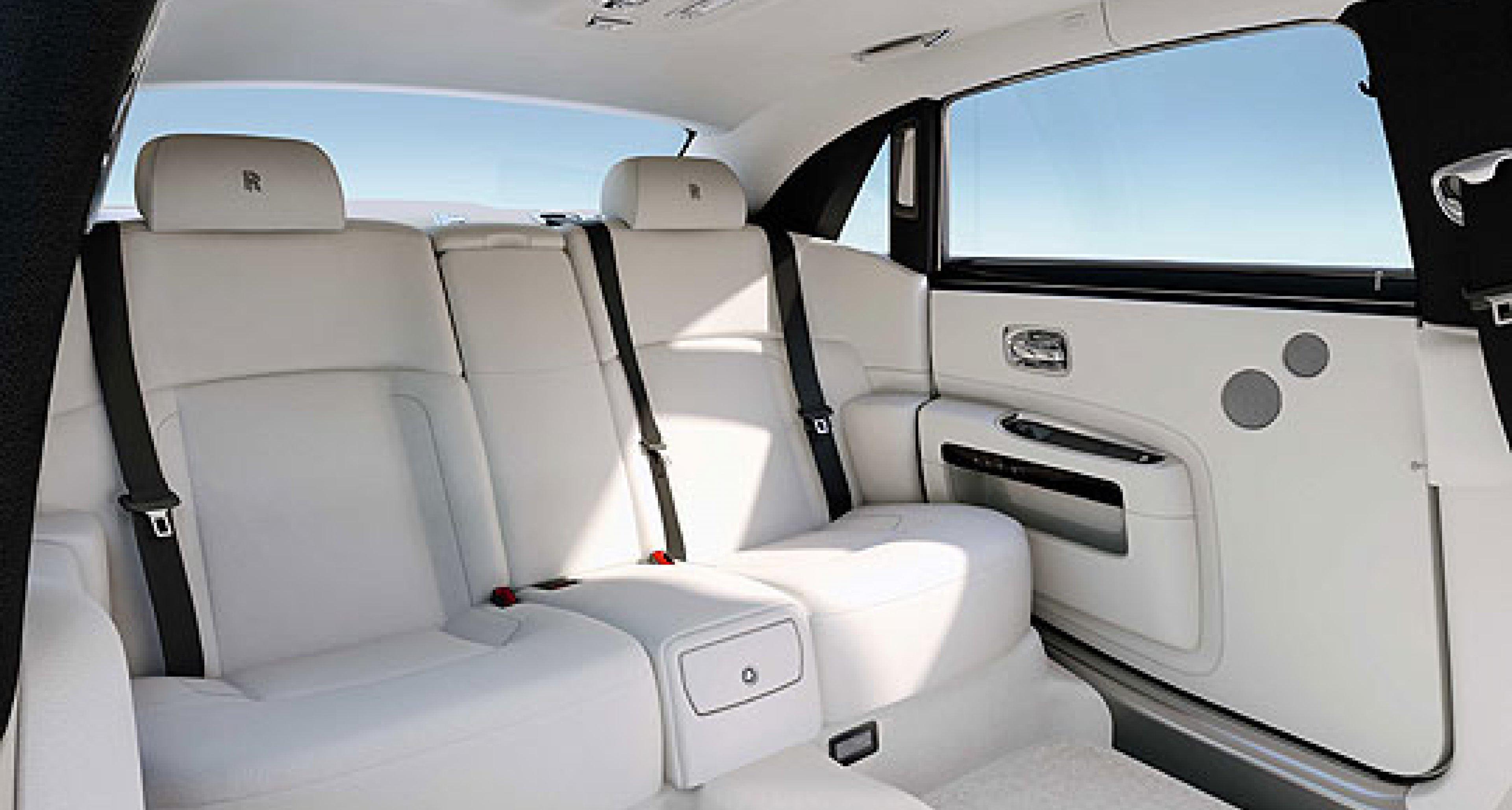 Rolls-Royce Ghost Extended Wheelbase in Shanghai