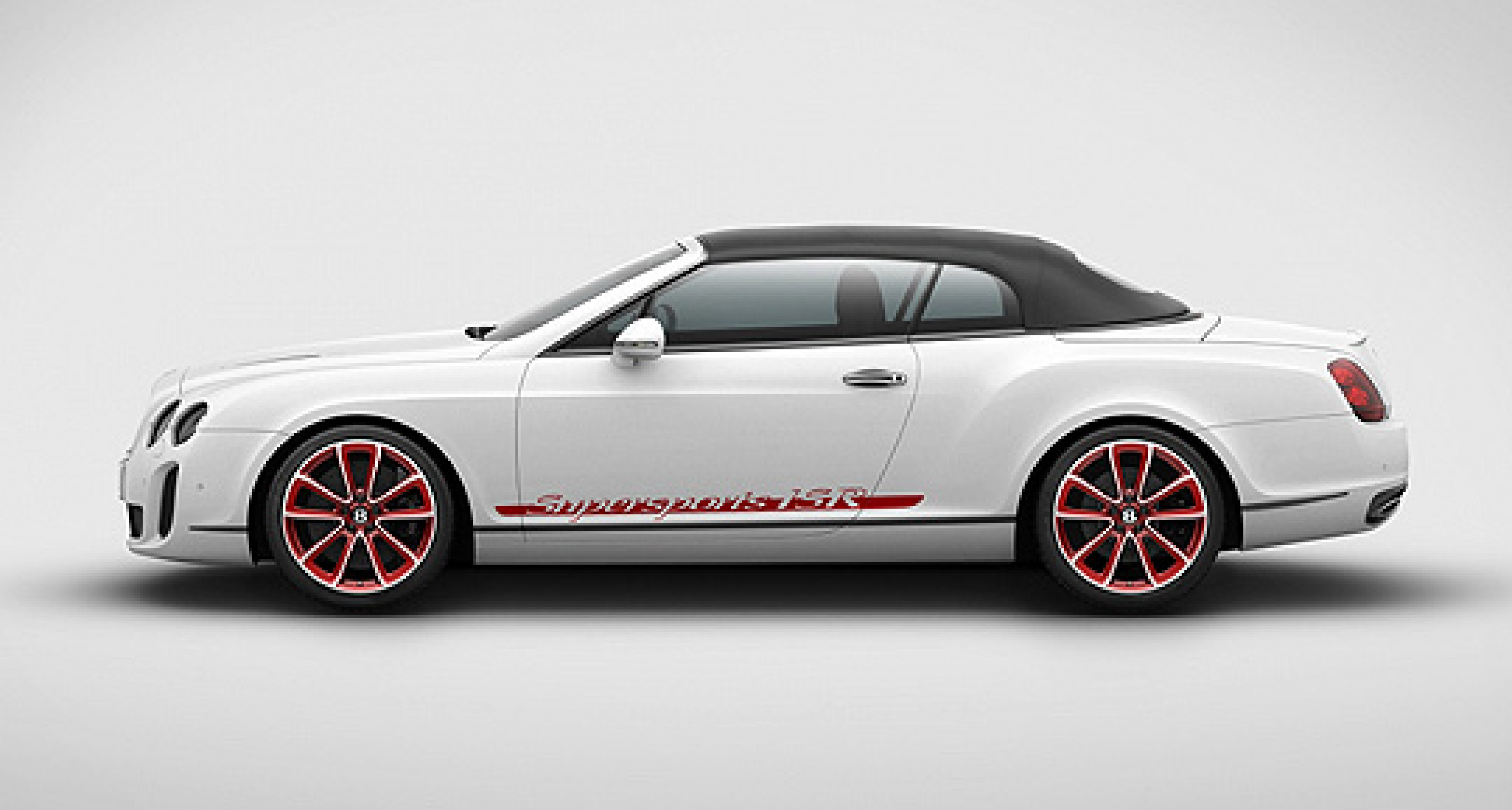 Bentley Continental Supersports Cabrio ISR