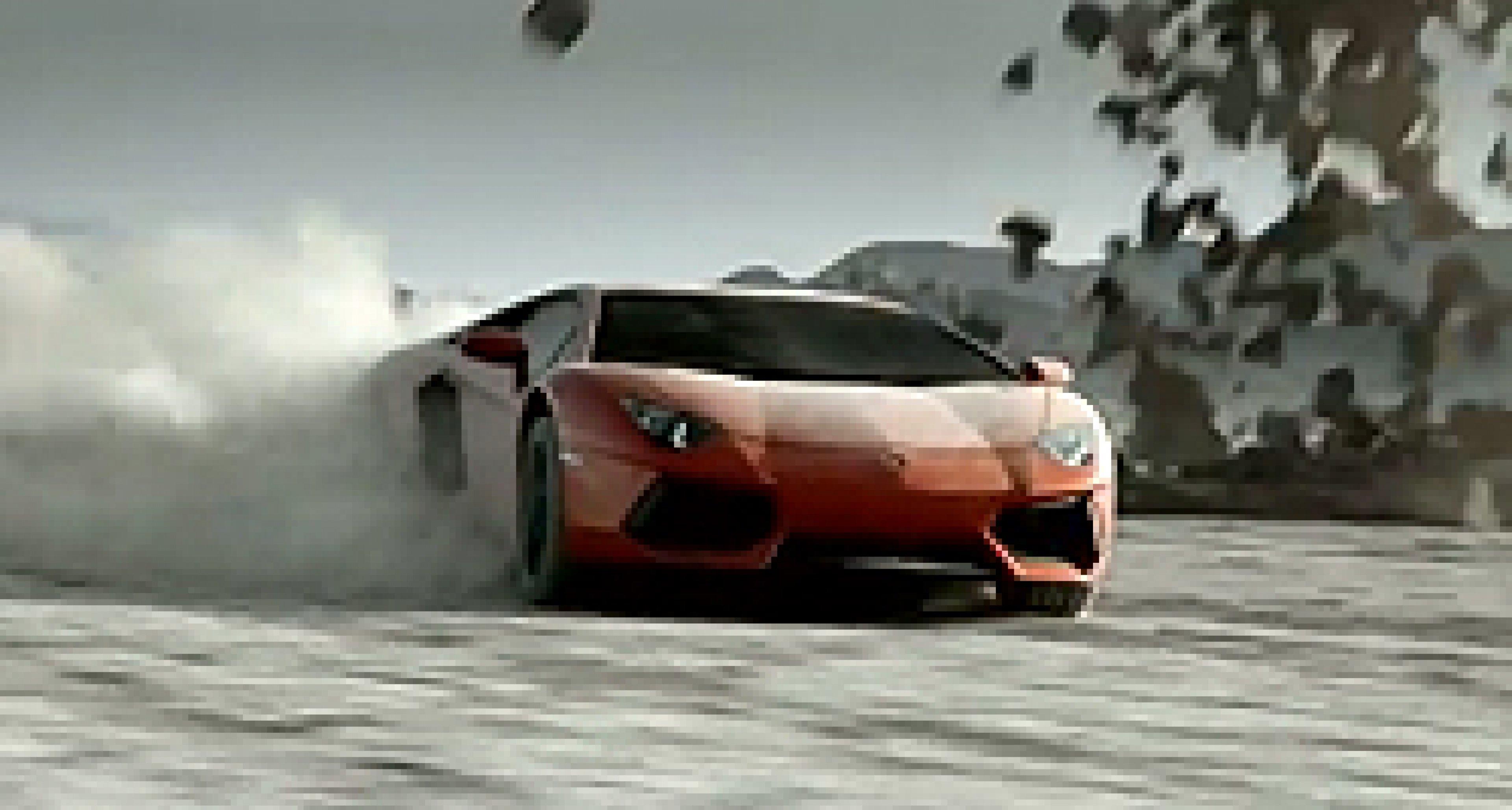 Video: Lamborghini LP700-4 Aventador
