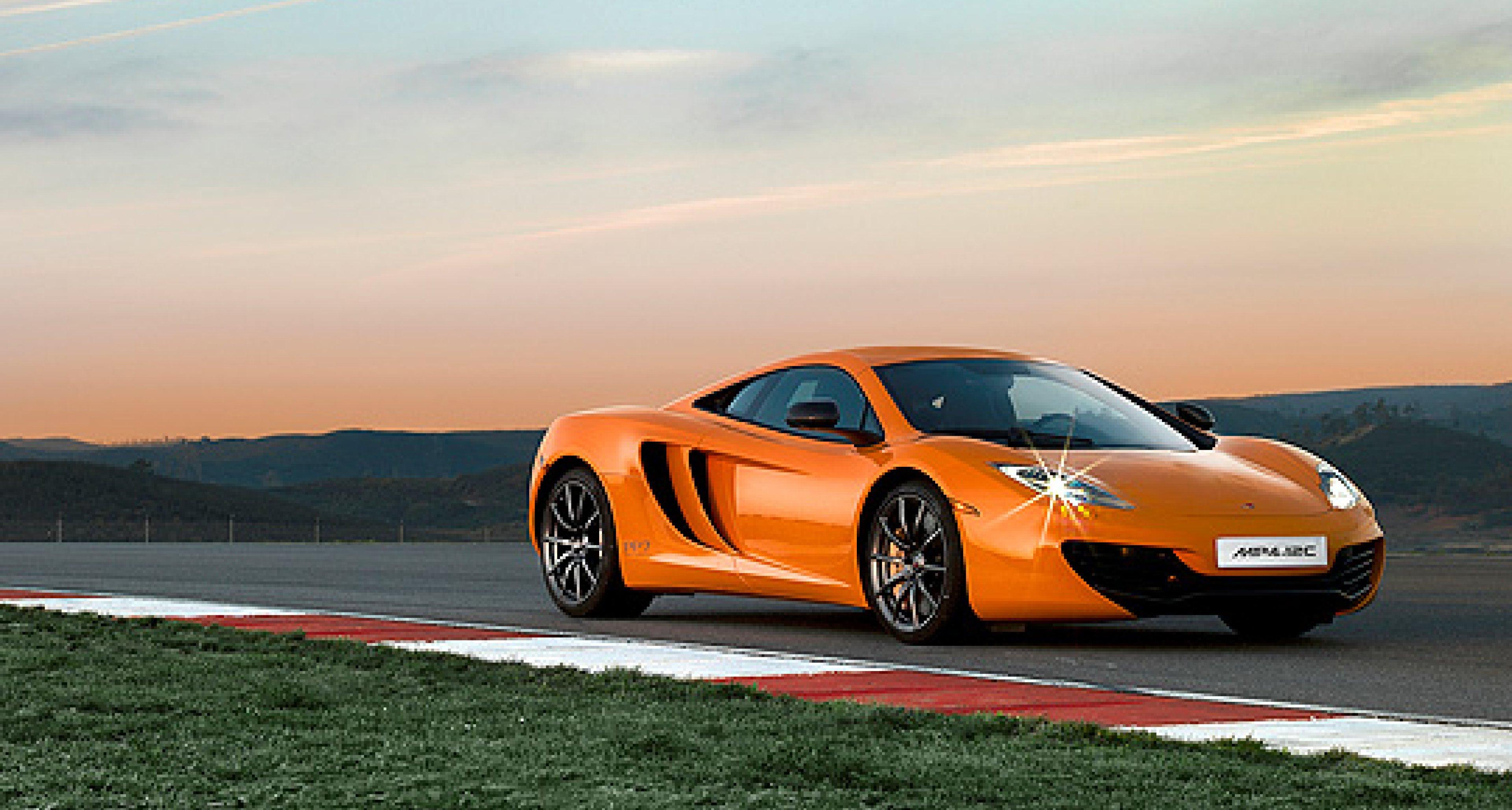 McLaren Frankfurt eröffnet in der Klassikstadt