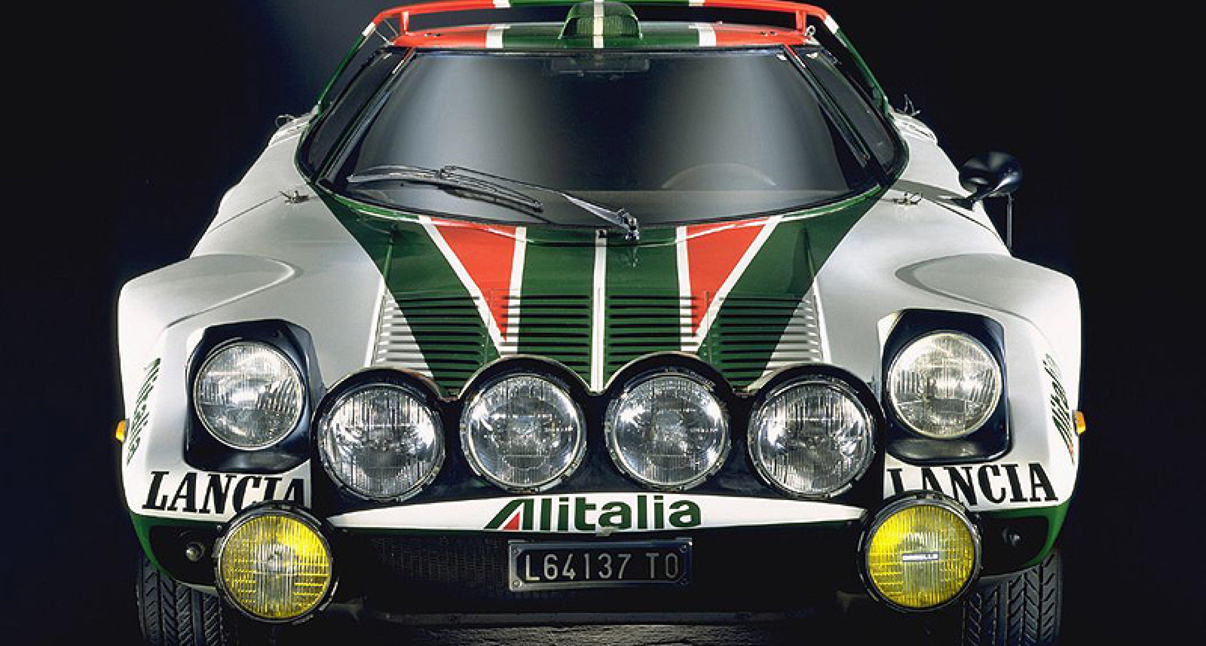 Lancia Youngtimer