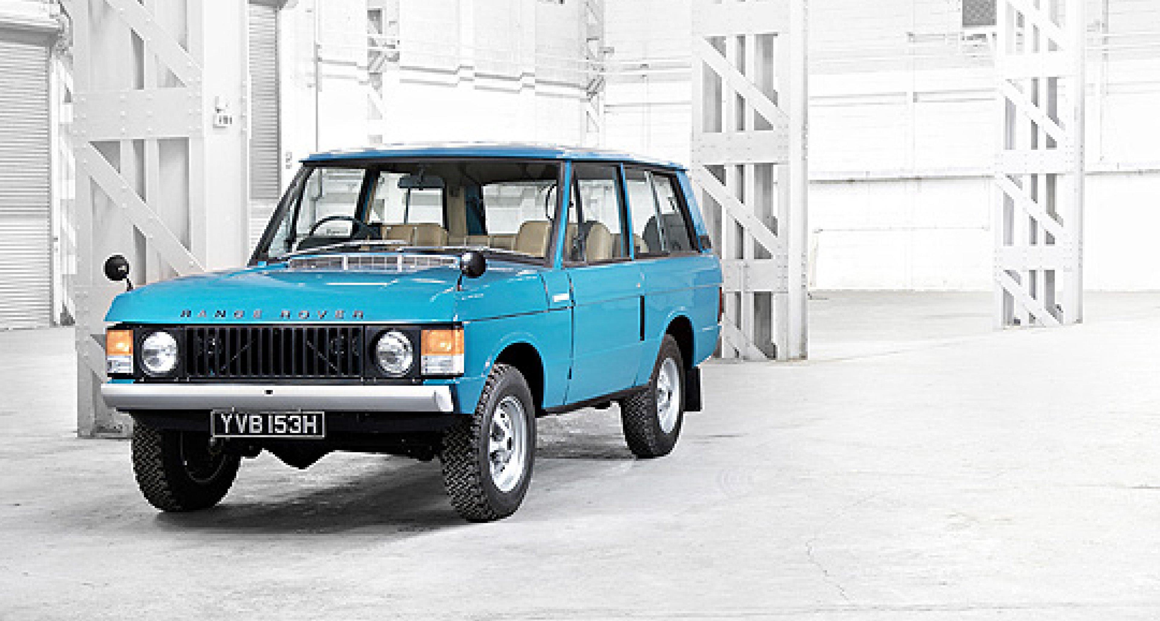 Investment-Tipp: Range Rover Classic