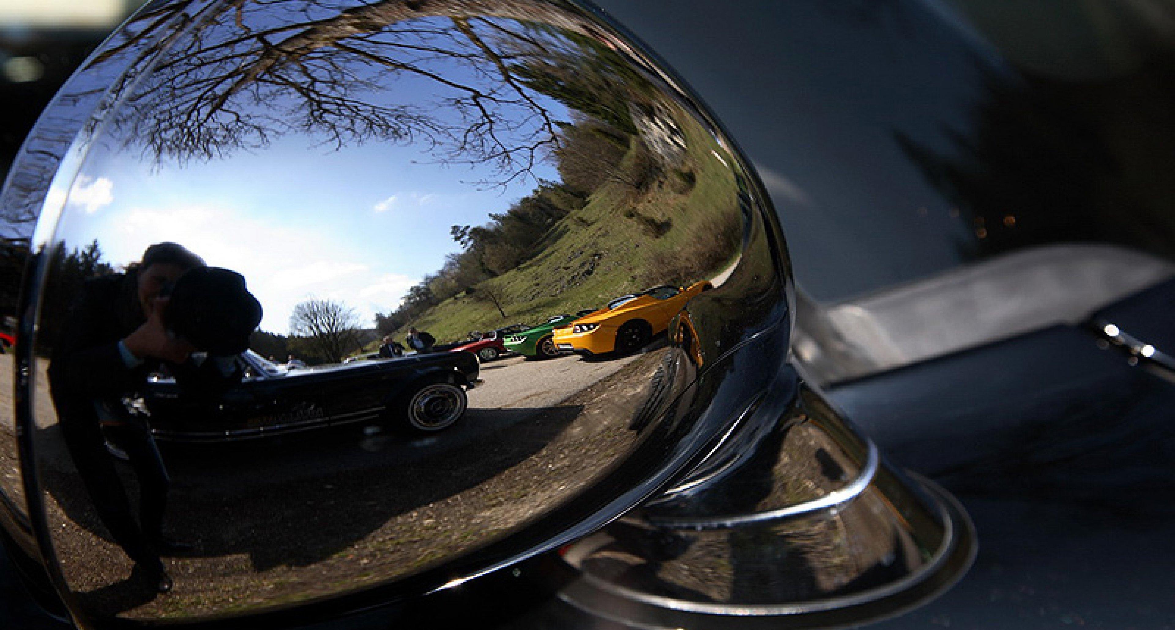 Zeitreise Executive Rallye 2011: Rückblick