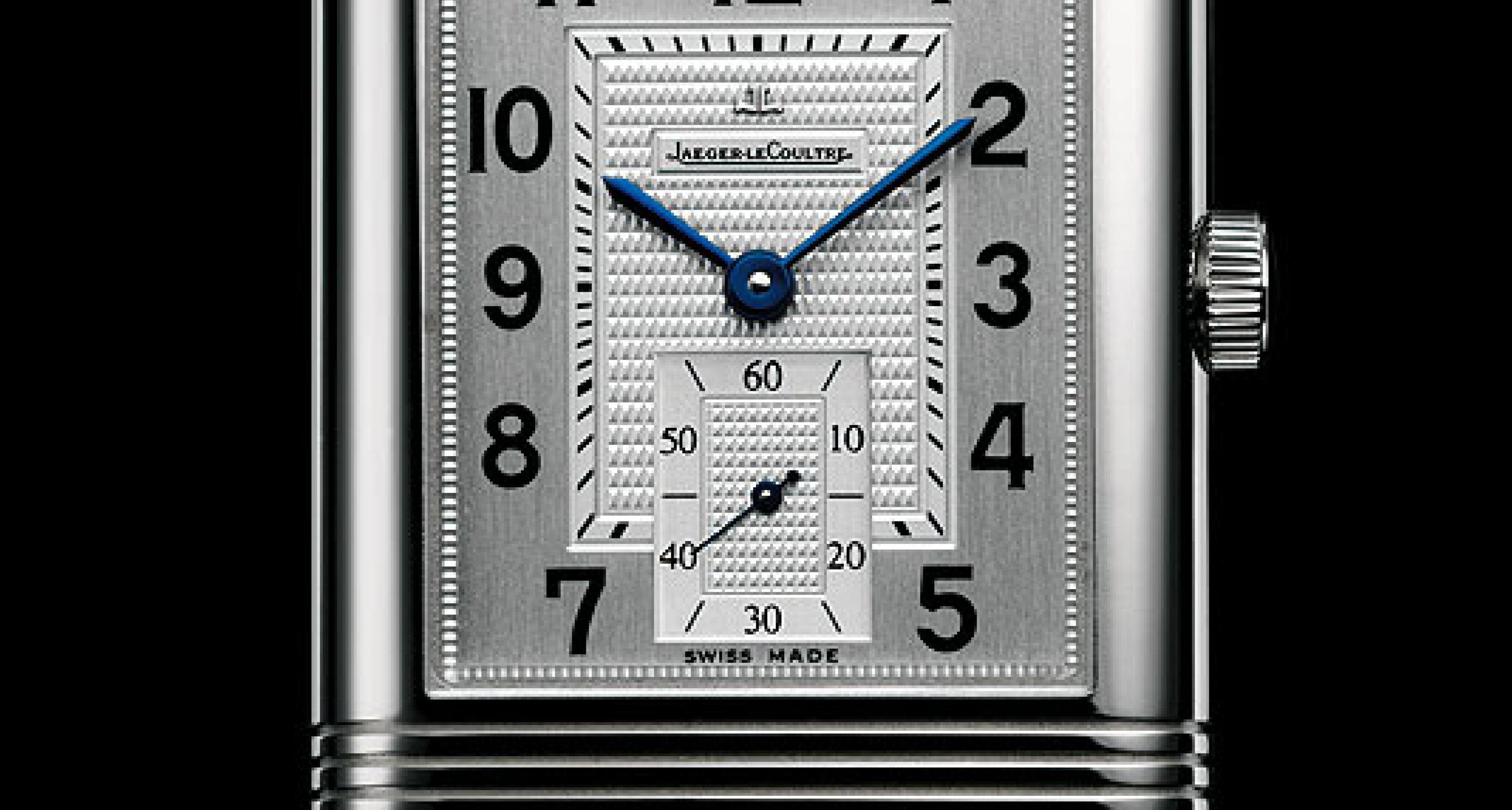 Ikonen der Uhrengeschichte No. 9: Jaeger-LeCoultre Reverso