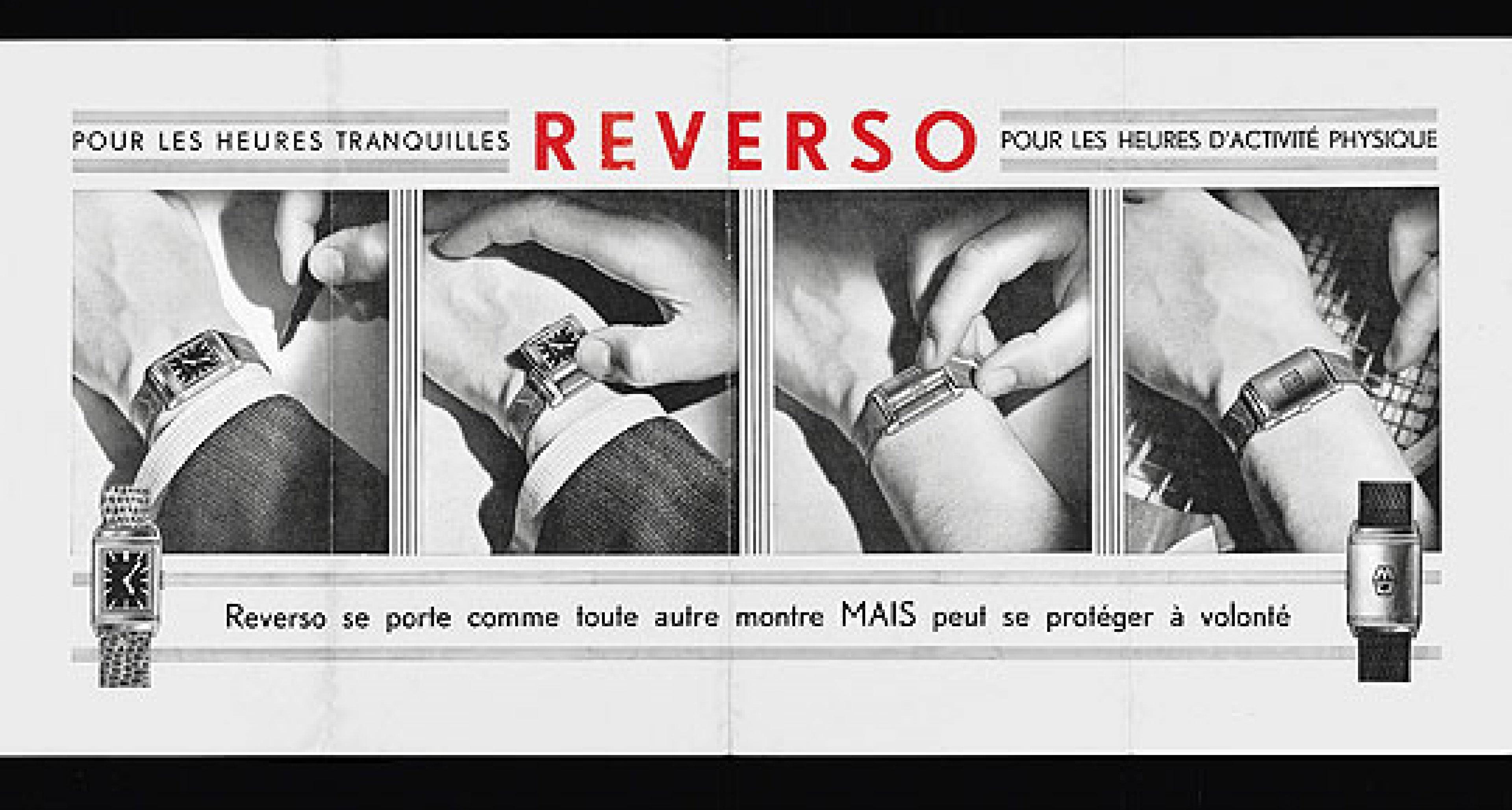 Zeitenwende: Die Reverso von Jaeger-LeCoultre wird 80